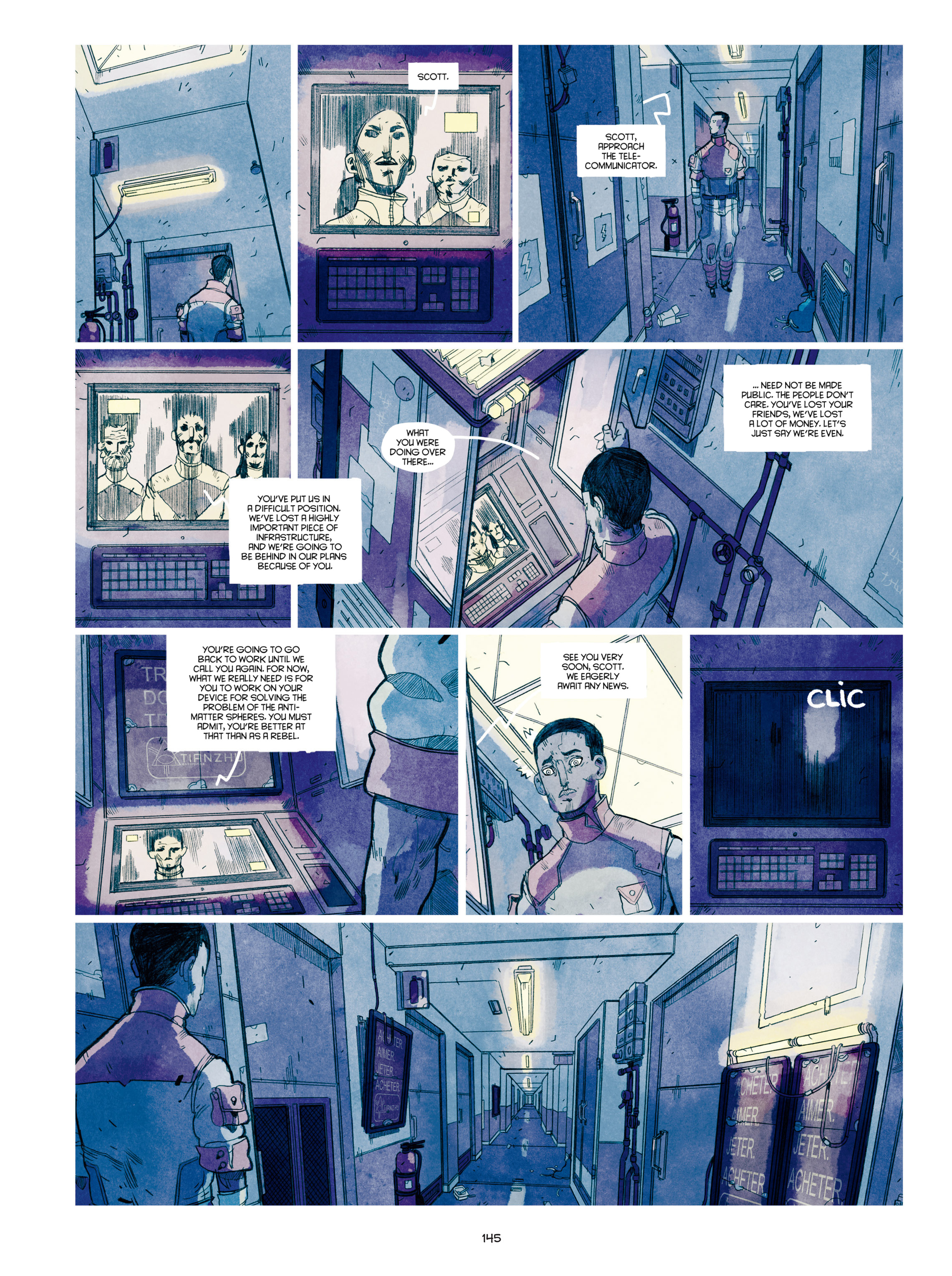 Read online Shangri-La comic -  Issue # Full - 146