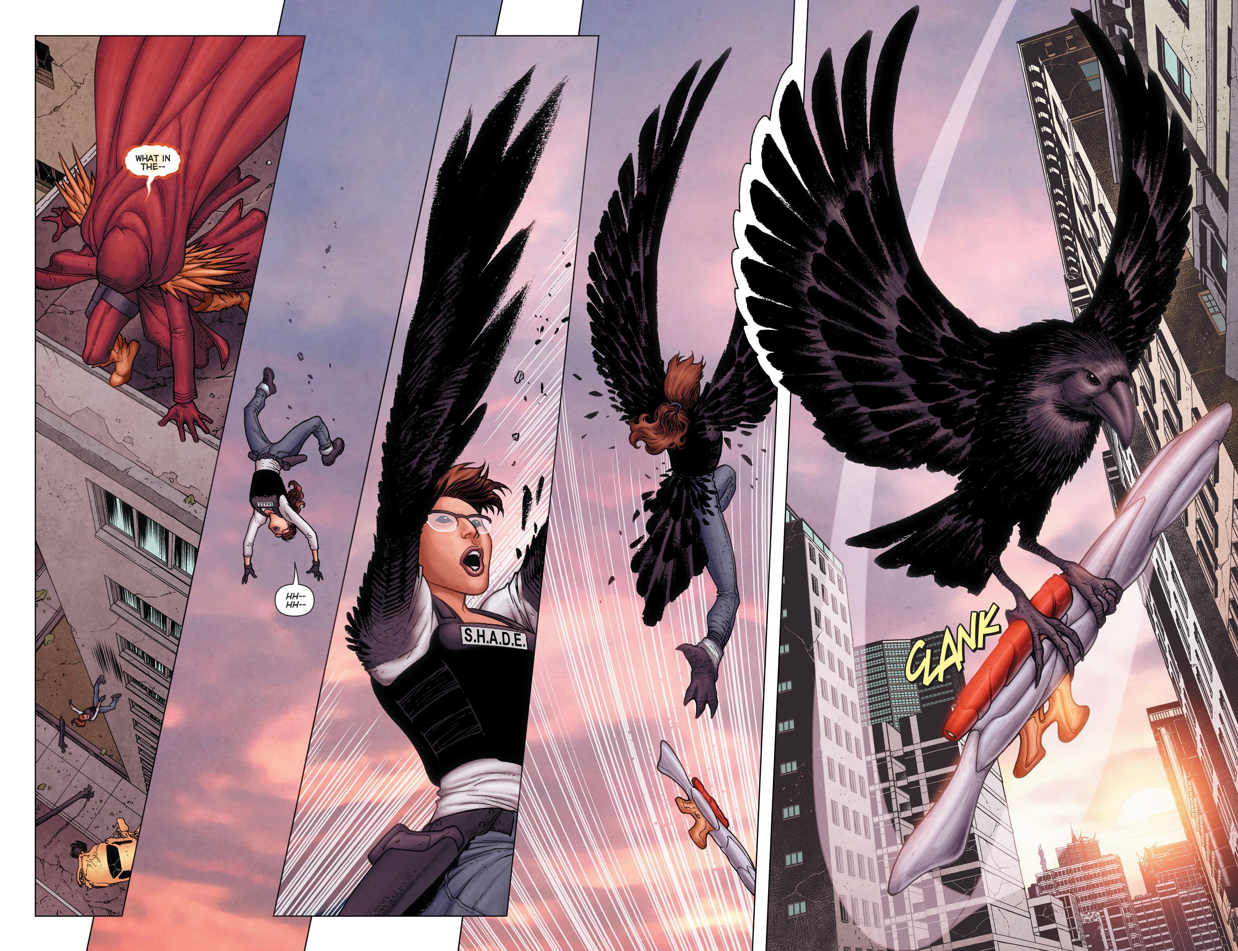 Read online Trinity of Sin: Pandora comic -  Issue #11 - 12