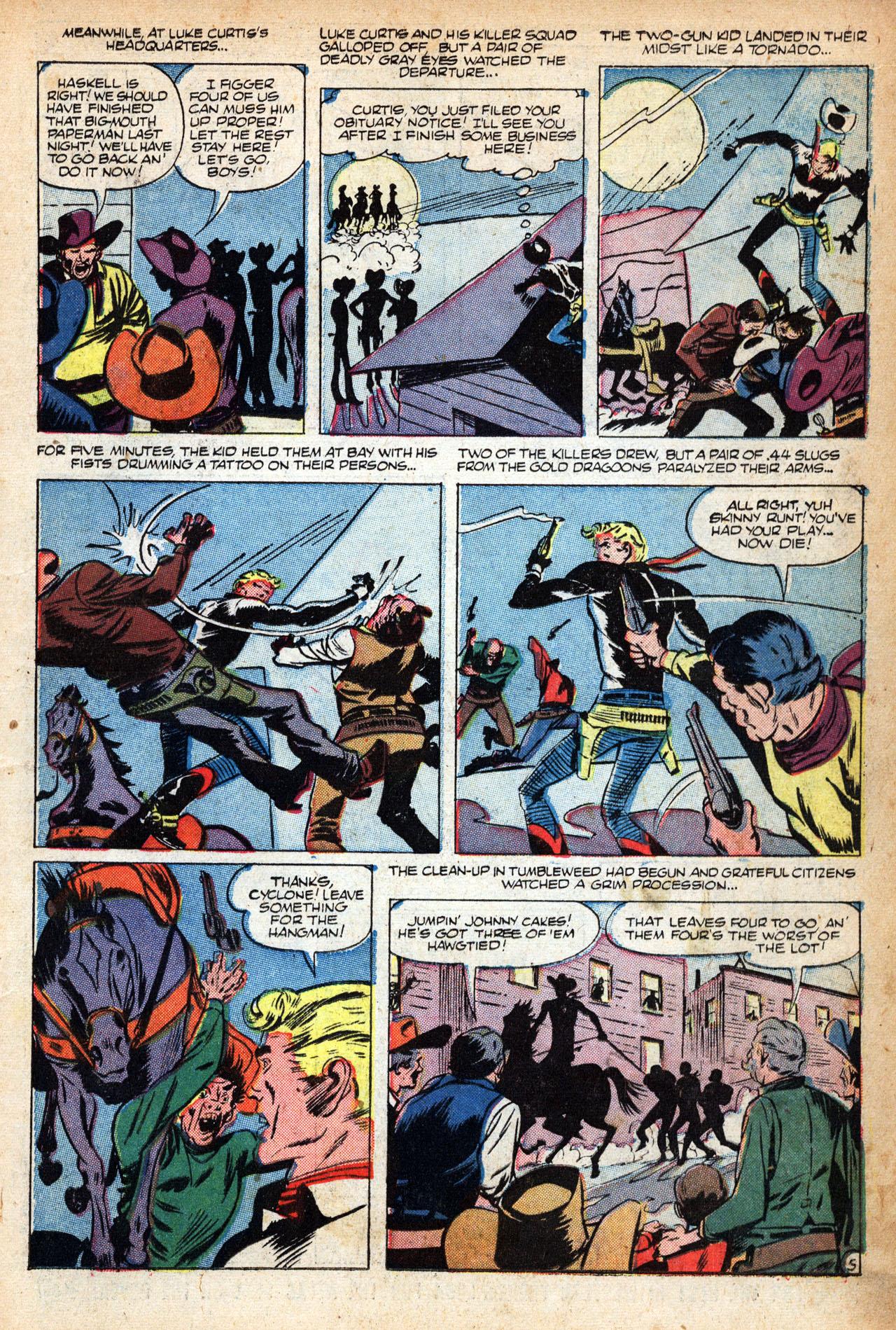 Read online Two-Gun Kid comic -  Issue #18 - 15