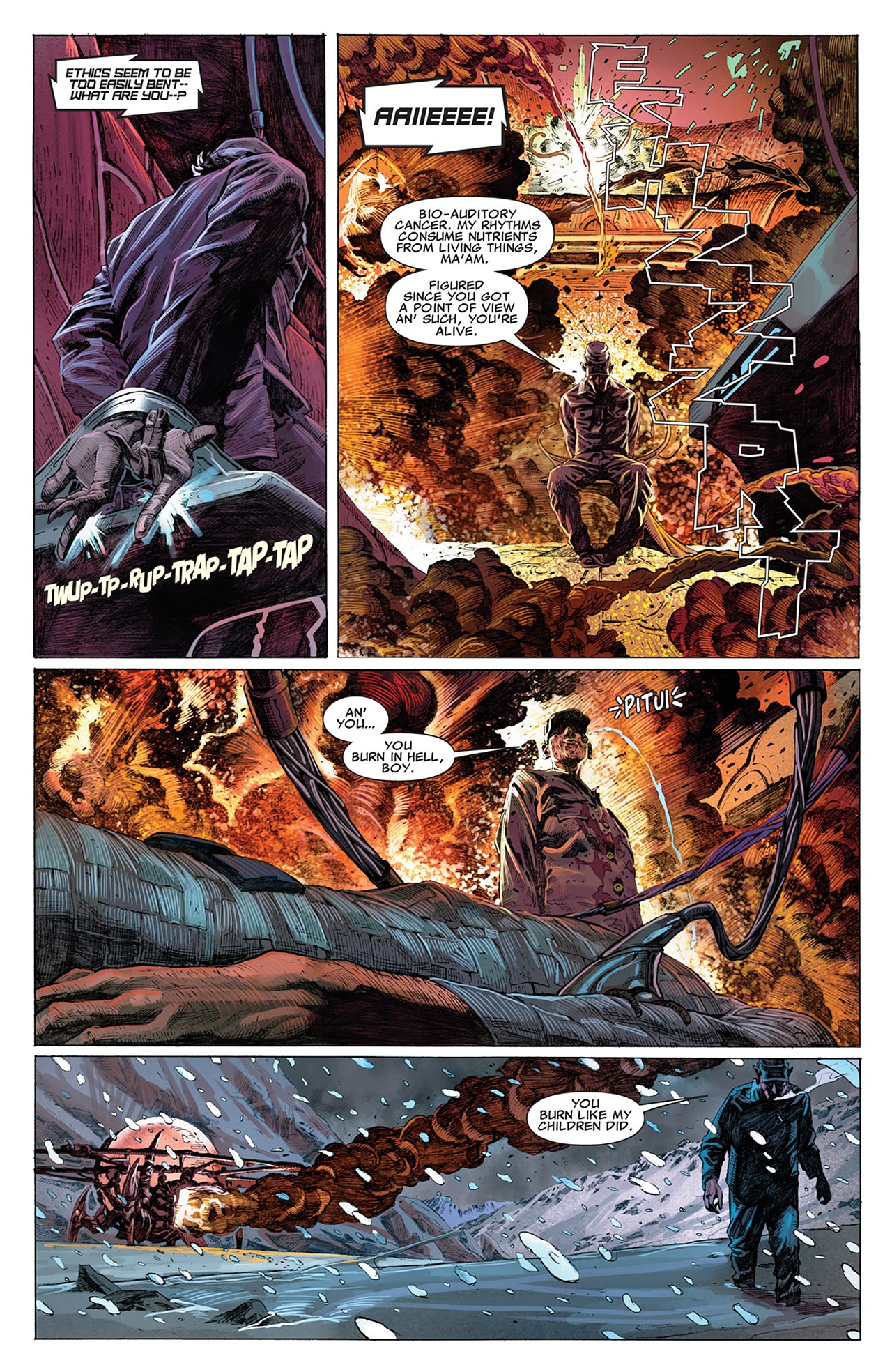 Read online Uncanny X-Force (2010) comic -  Issue #16 - 5