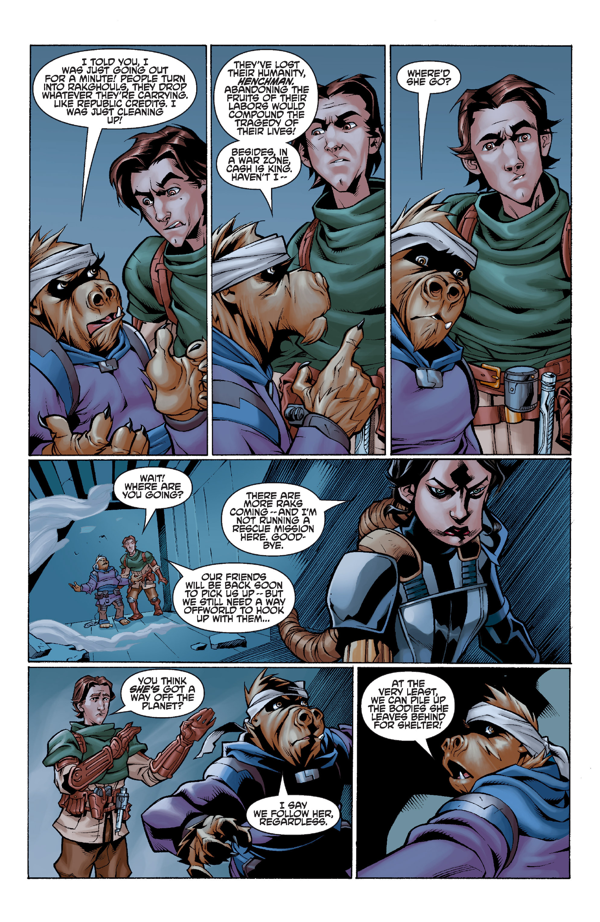 Read online Star Wars Omnibus comic -  Issue # Vol. 32 - 158