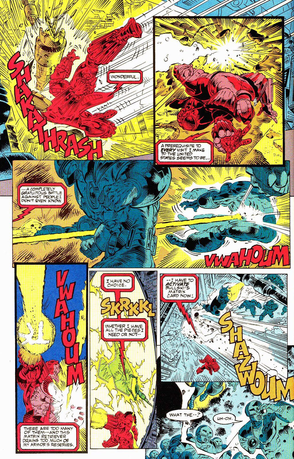 Read online Soviet Super Soldiers comic -  Issue # Full - 23