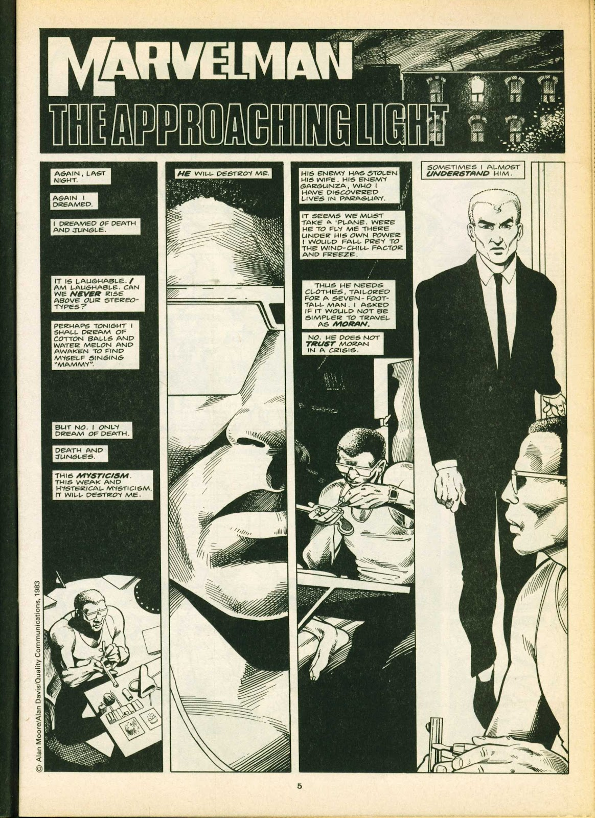 Warrior Issue #16 #17 - English 5