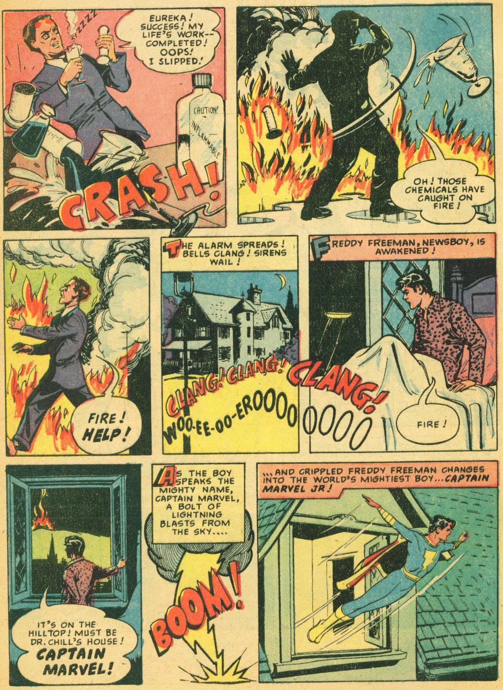 Captain Marvel, Jr. issue 82 - Page 4