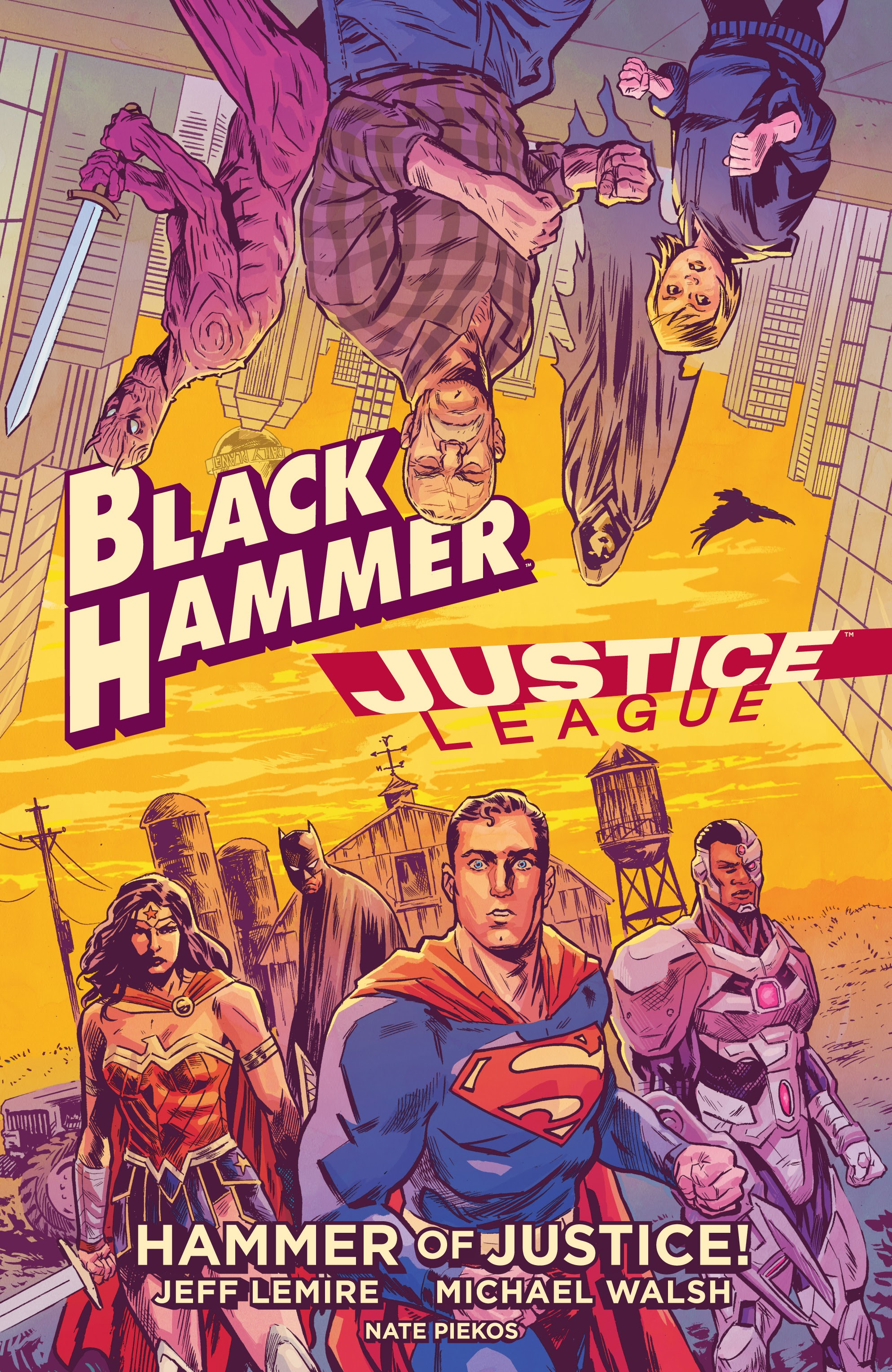 Black Hammer/Justice League: Hammer of Justice! _TPB_(Part_1) Page 1