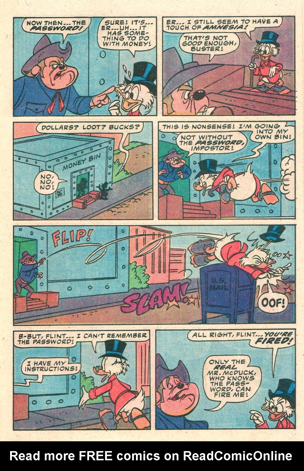 Read online Uncle Scrooge (1953) comic -  Issue #199 - 29