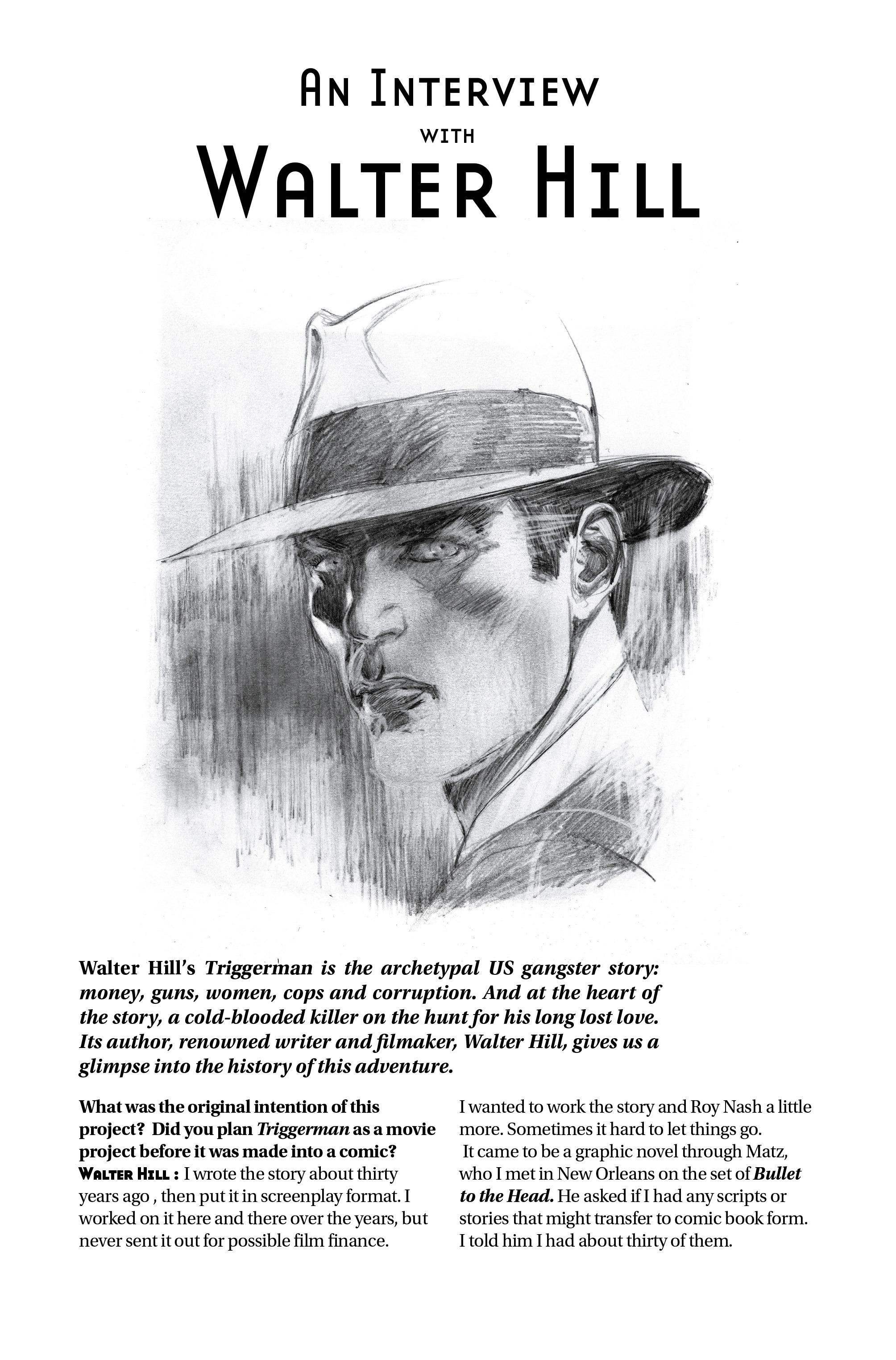 Read online Triggerman comic -  Issue #5 - 27
