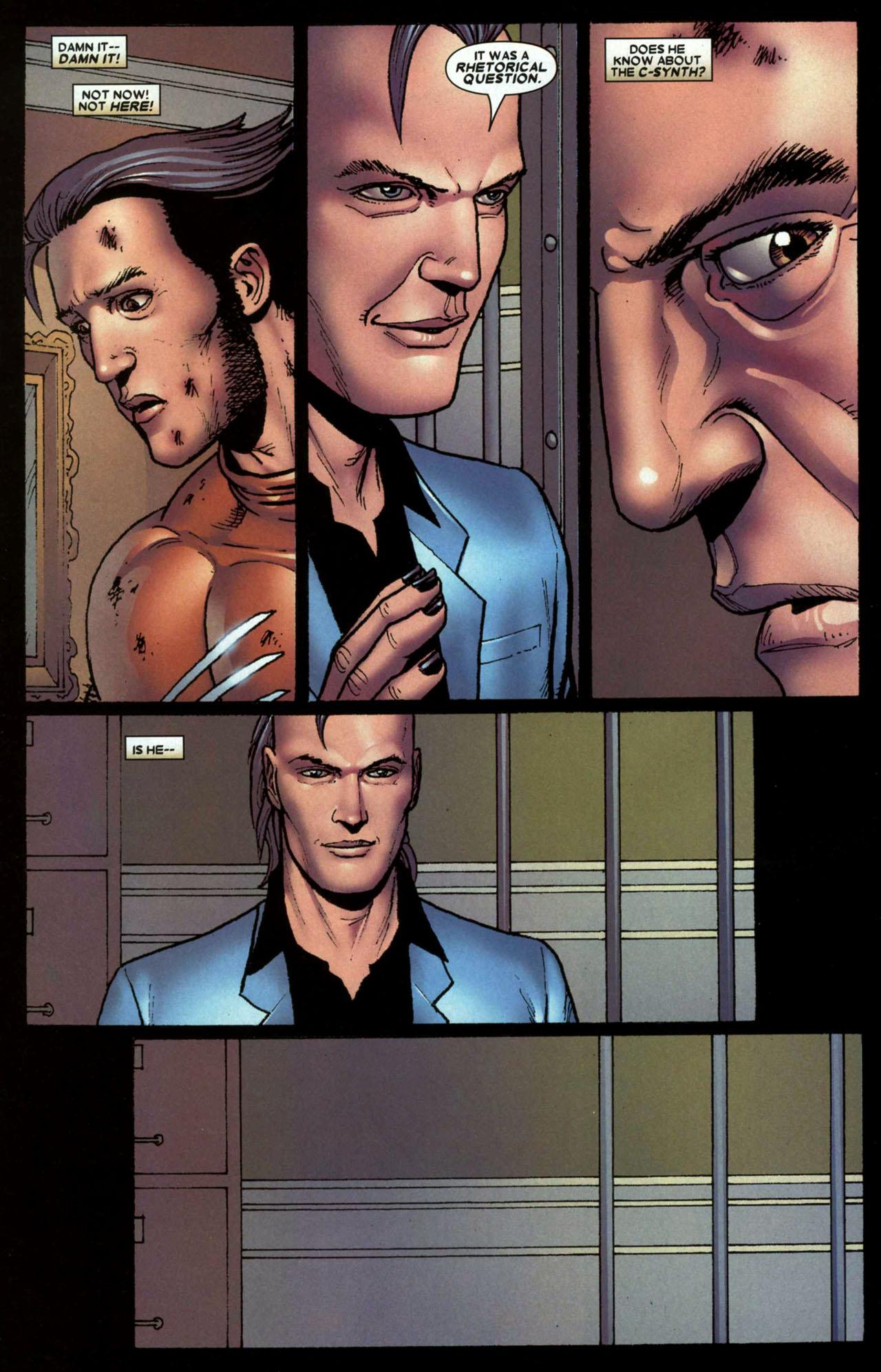 Read online Wolverine: Origins comic -  Issue #13 - 12