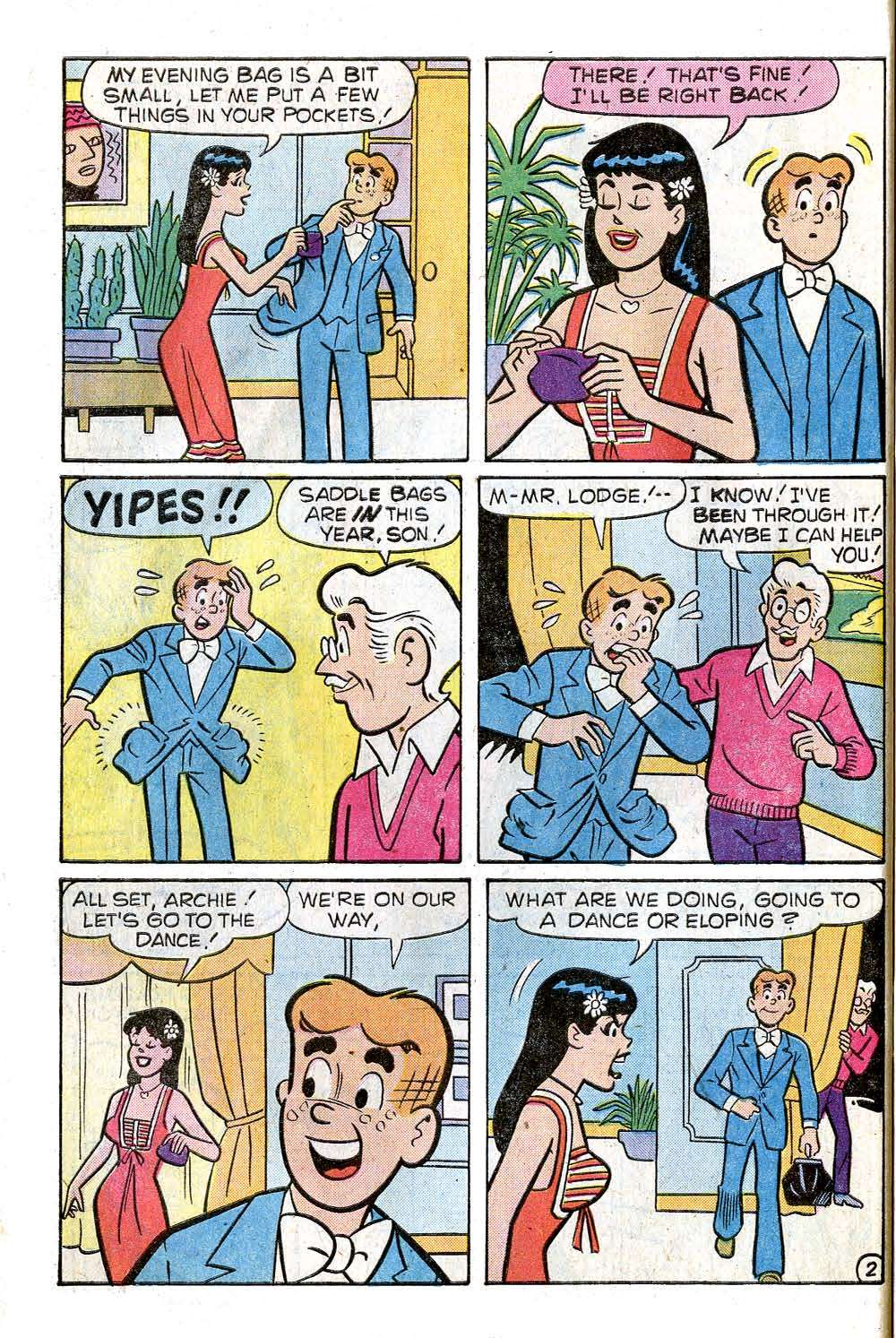 Read online Archie (1960) comic -  Issue #269 - 30