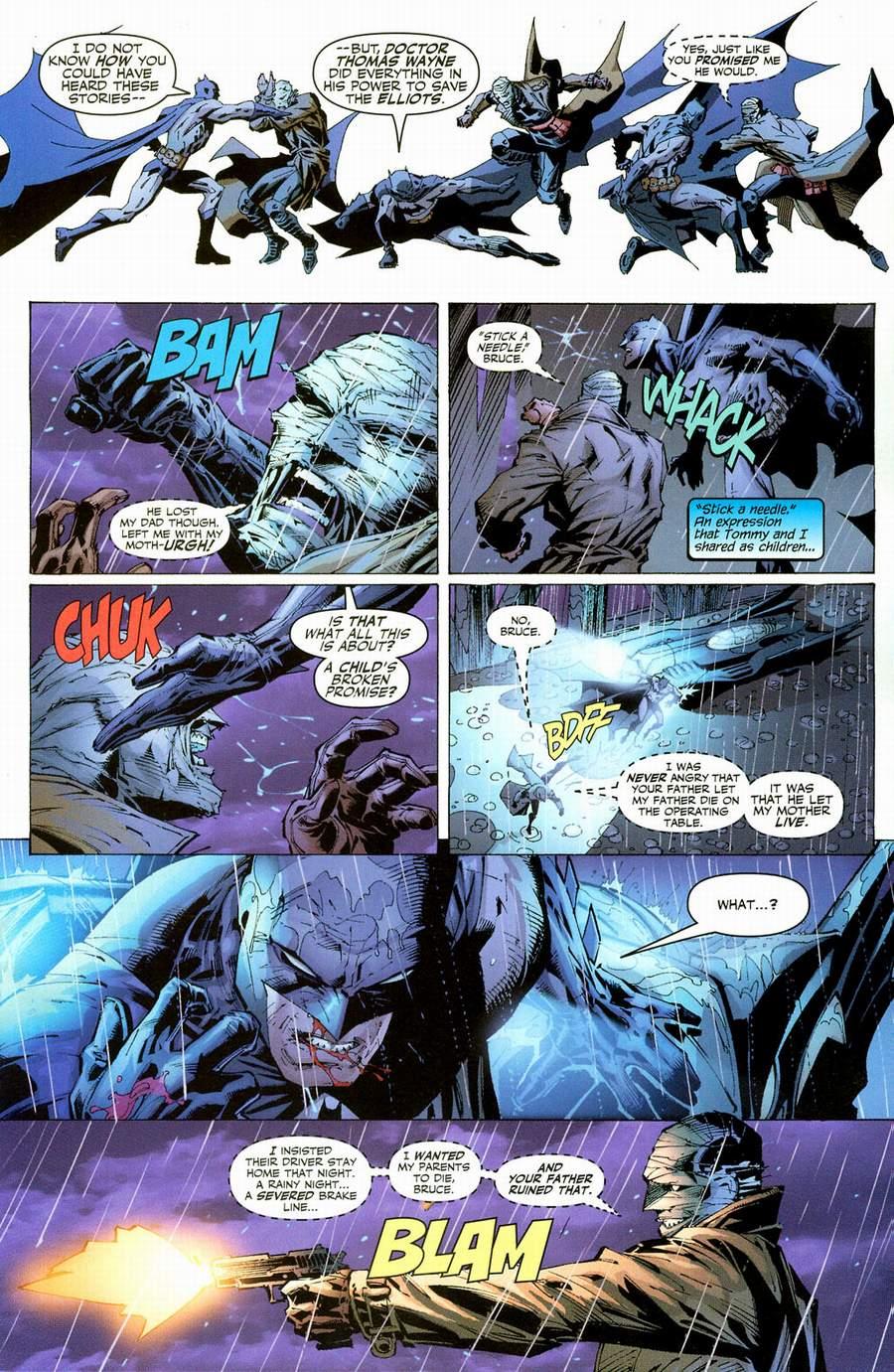 Read online Batman: Hush comic -  Issue #12 - 10