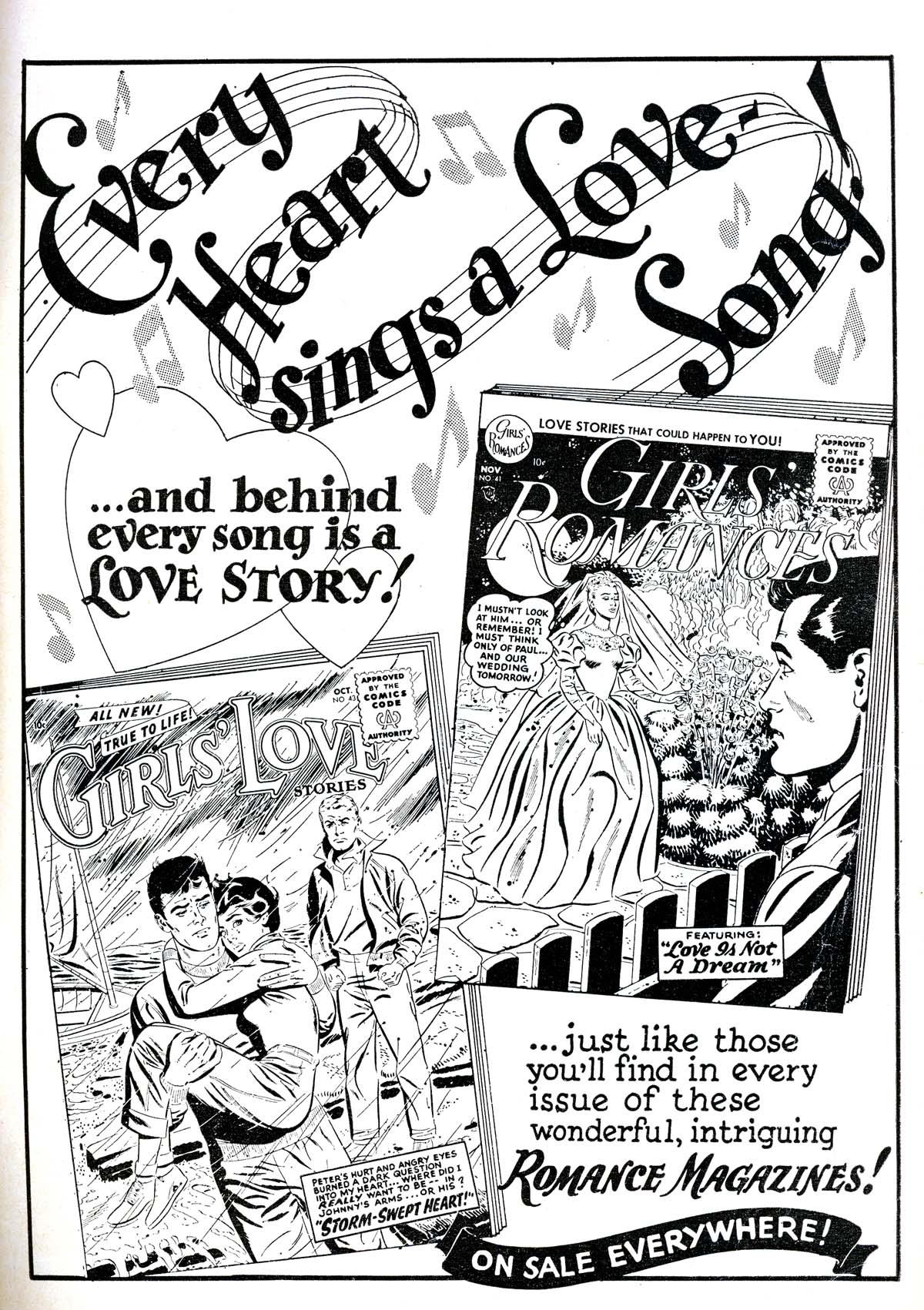 Read online Secret Hearts comic -  Issue #36 - 35