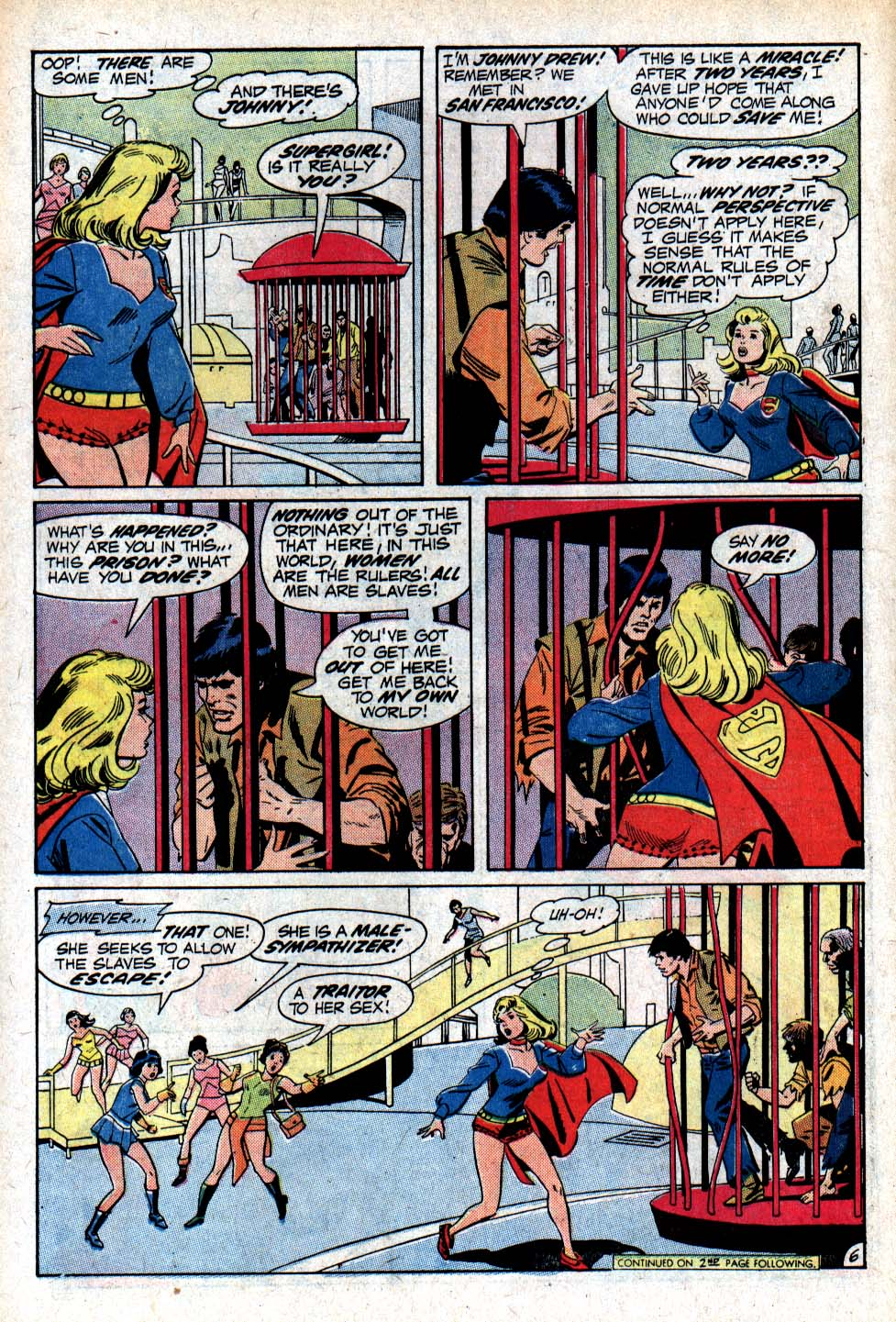 Read online Adventure Comics (1938) comic -  Issue #417 - 8