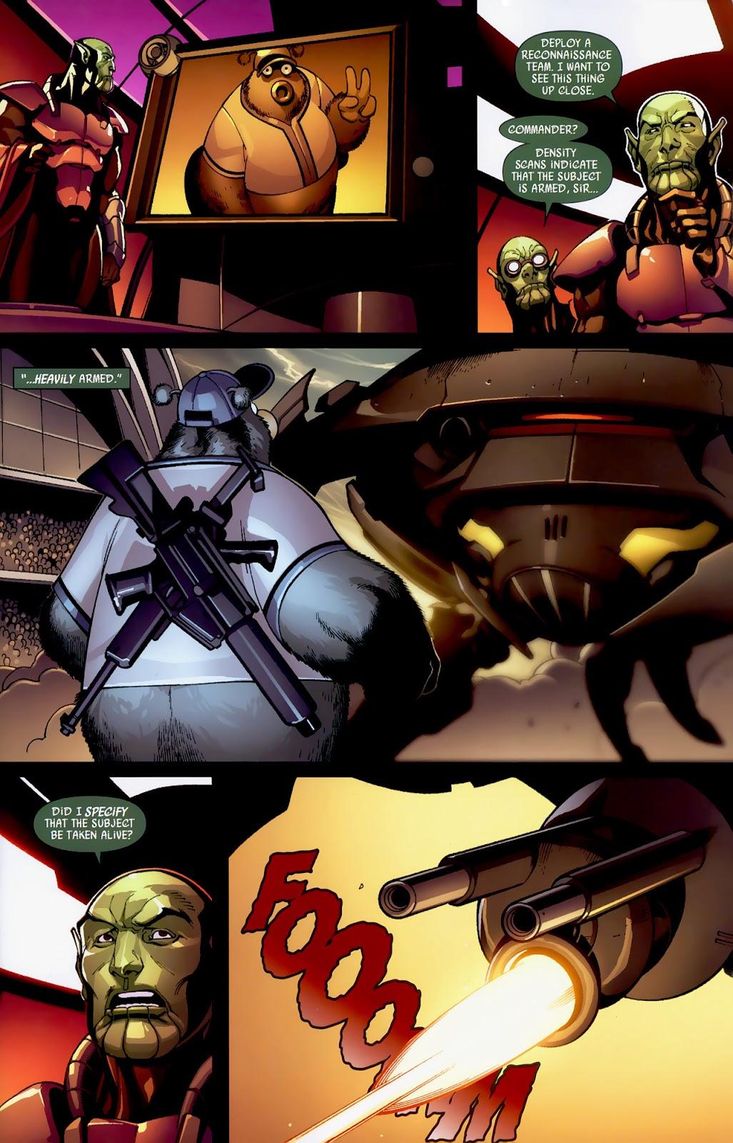 Read online Deadpool (2008) comic -  Issue #1 - 5