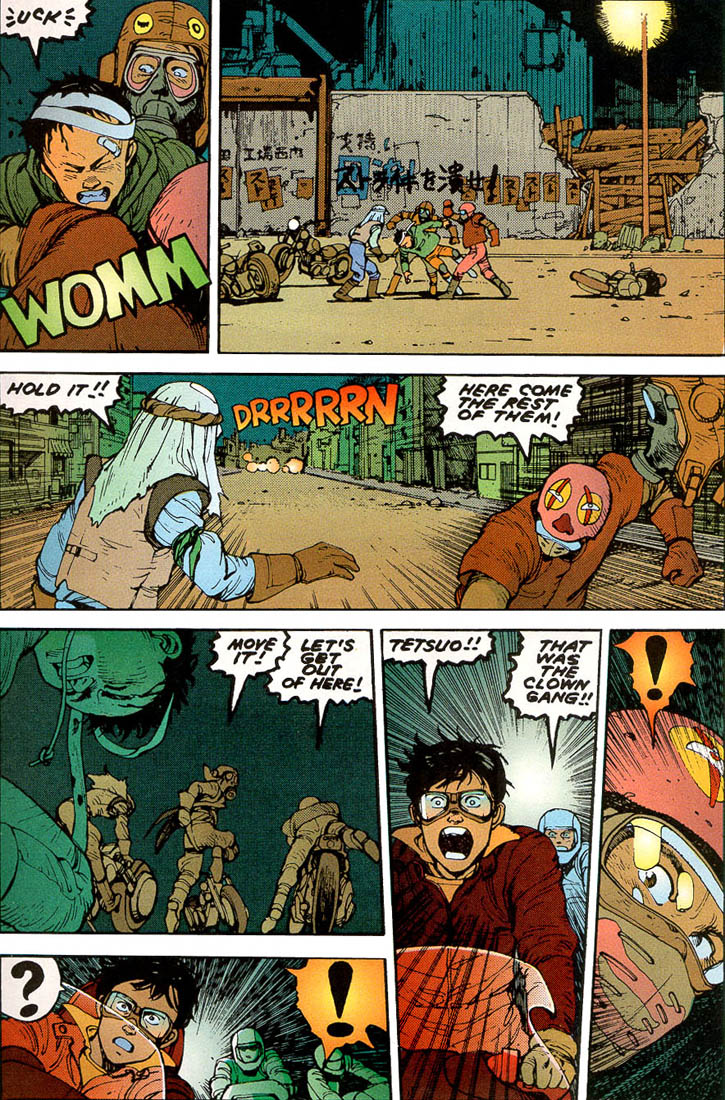 Read online Akira comic -  Issue #3 - 11