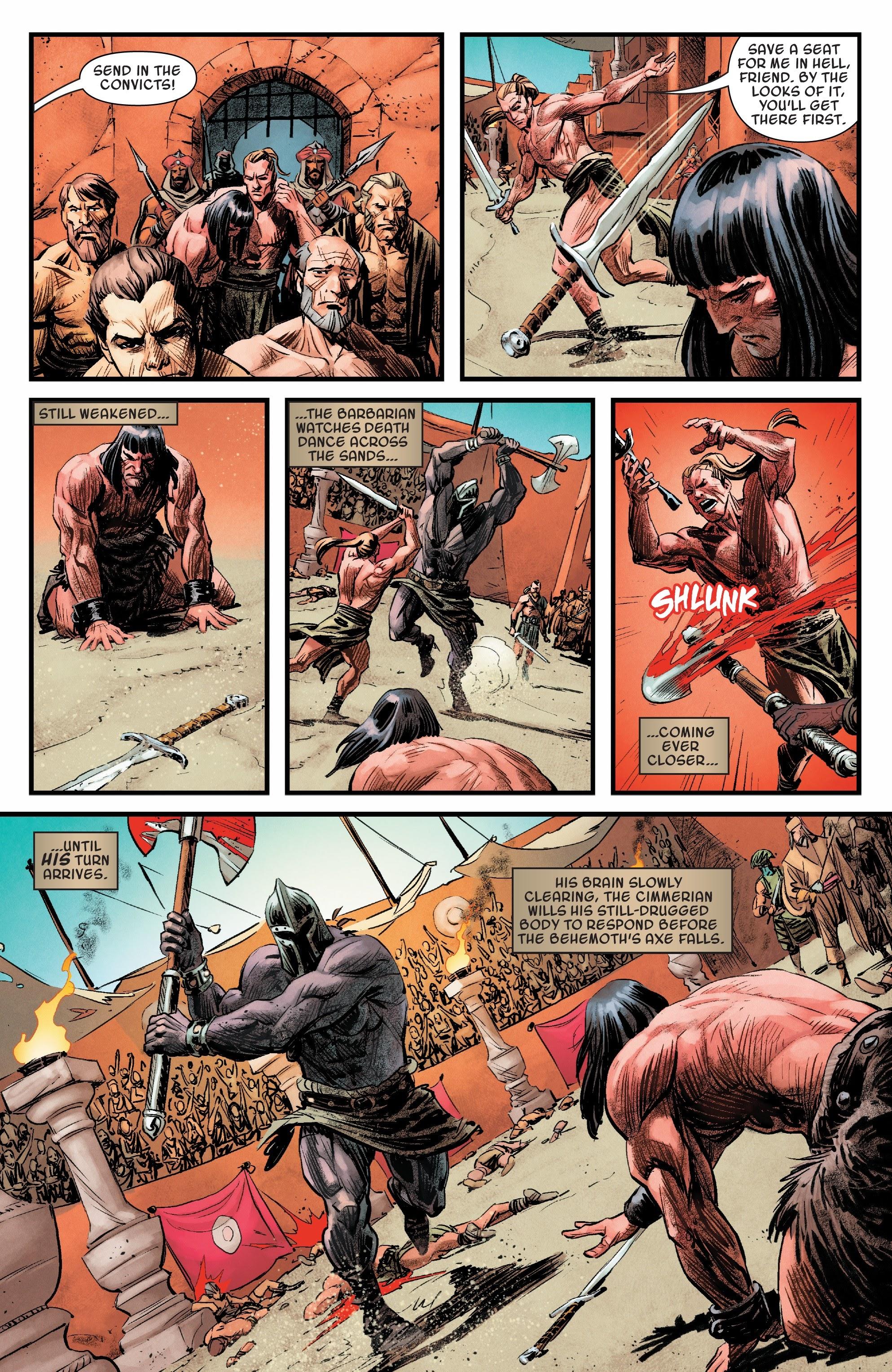 Read online Savage Sword of Conan comic -  Issue #6 - 13