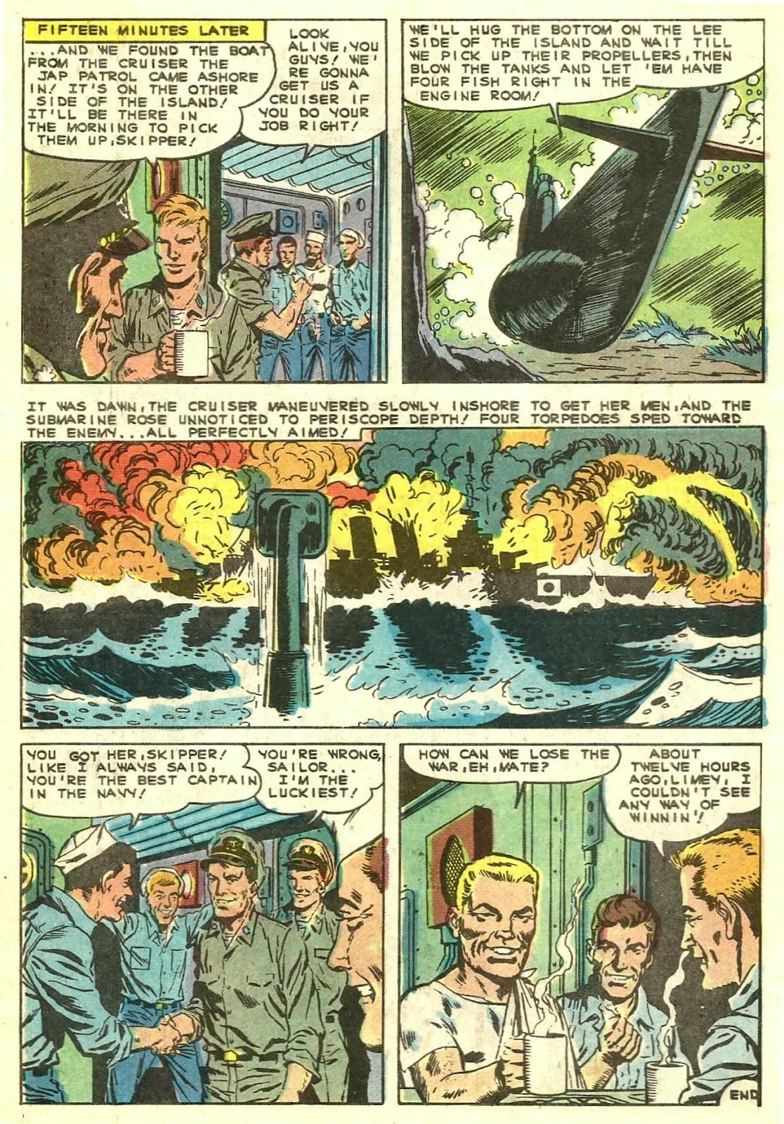 Read online Fightin' Navy comic -  Issue #130 - 10