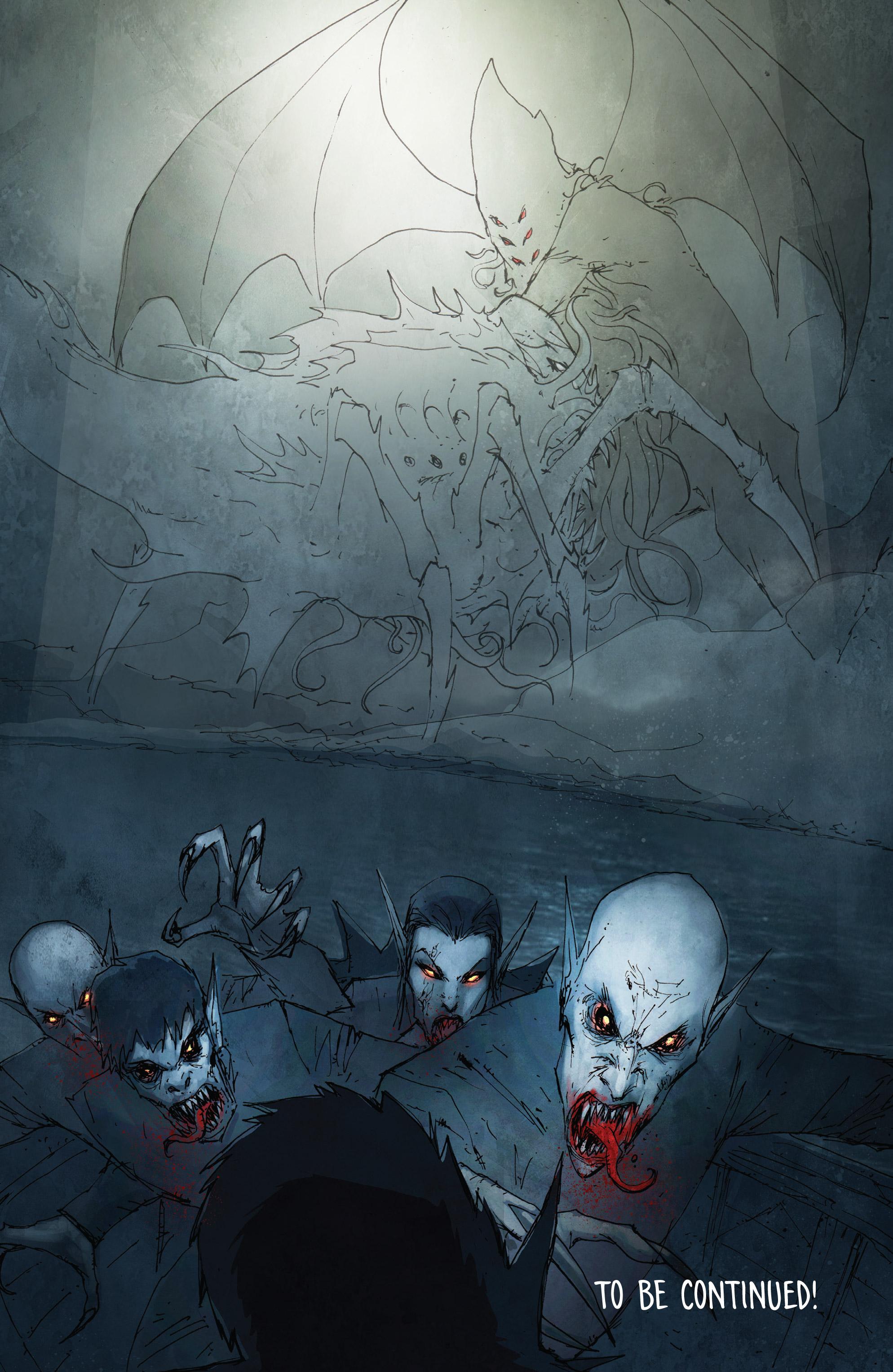 Read online Broken Moon: Legends of the Deep comic -  Issue #5 - 23