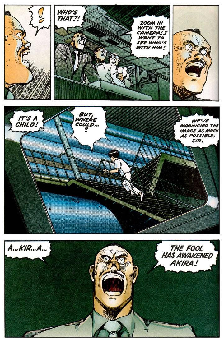 Read online Akira comic -  Issue #11 - 37