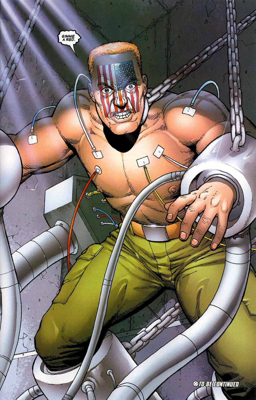 Read online Wolverine: Origins comic -  Issue #1 - 25