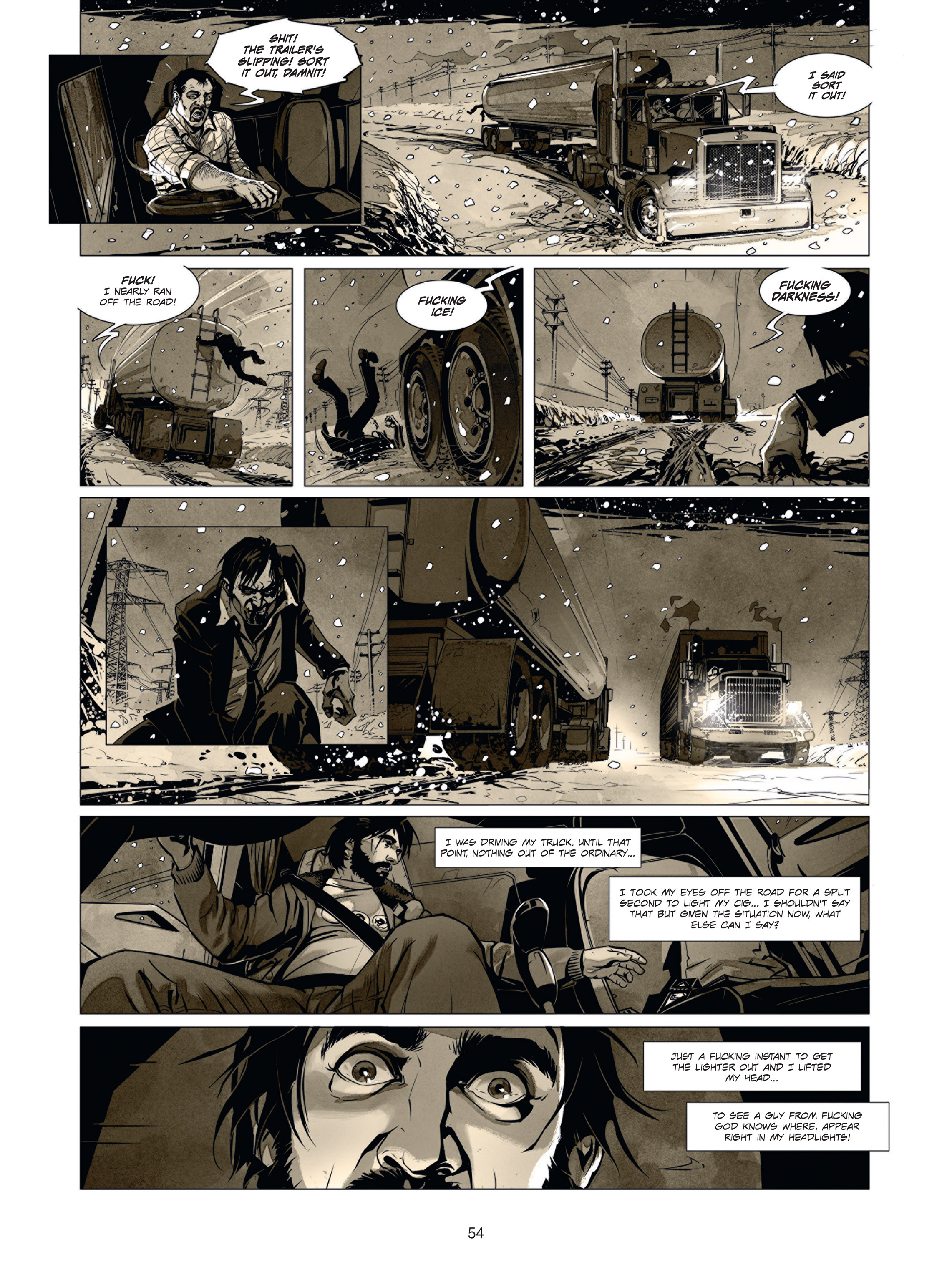 Read online Alice Matheson comic -  Issue #1 - 53