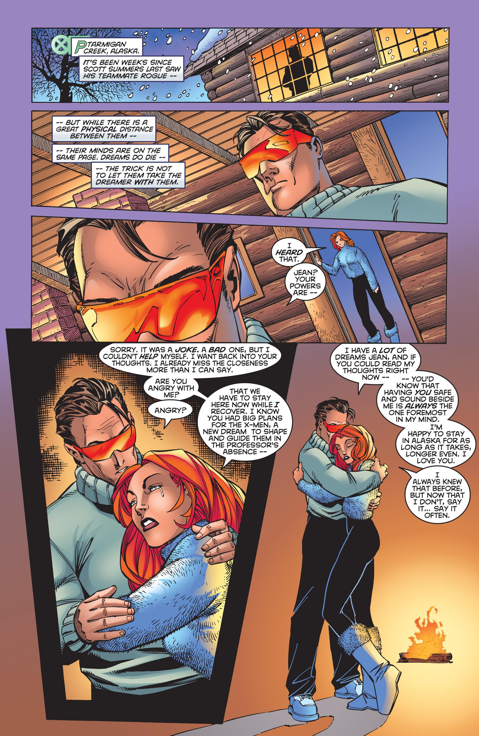 Read online Uncanny X-Men (1963) comic -  Issue #359 - 21