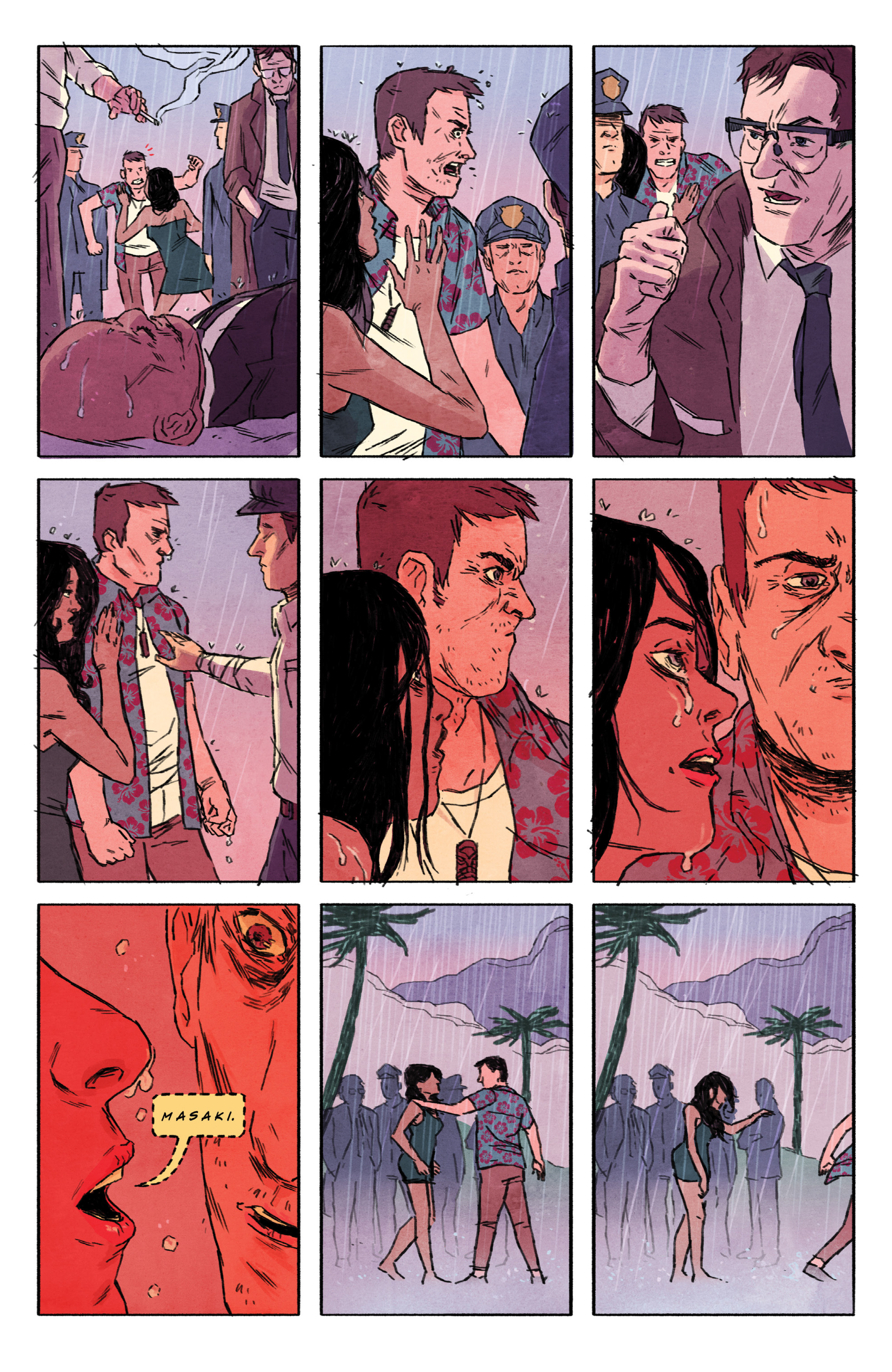 Read online Aloha, Hawaiian Dick comic -  Issue #5 - 5