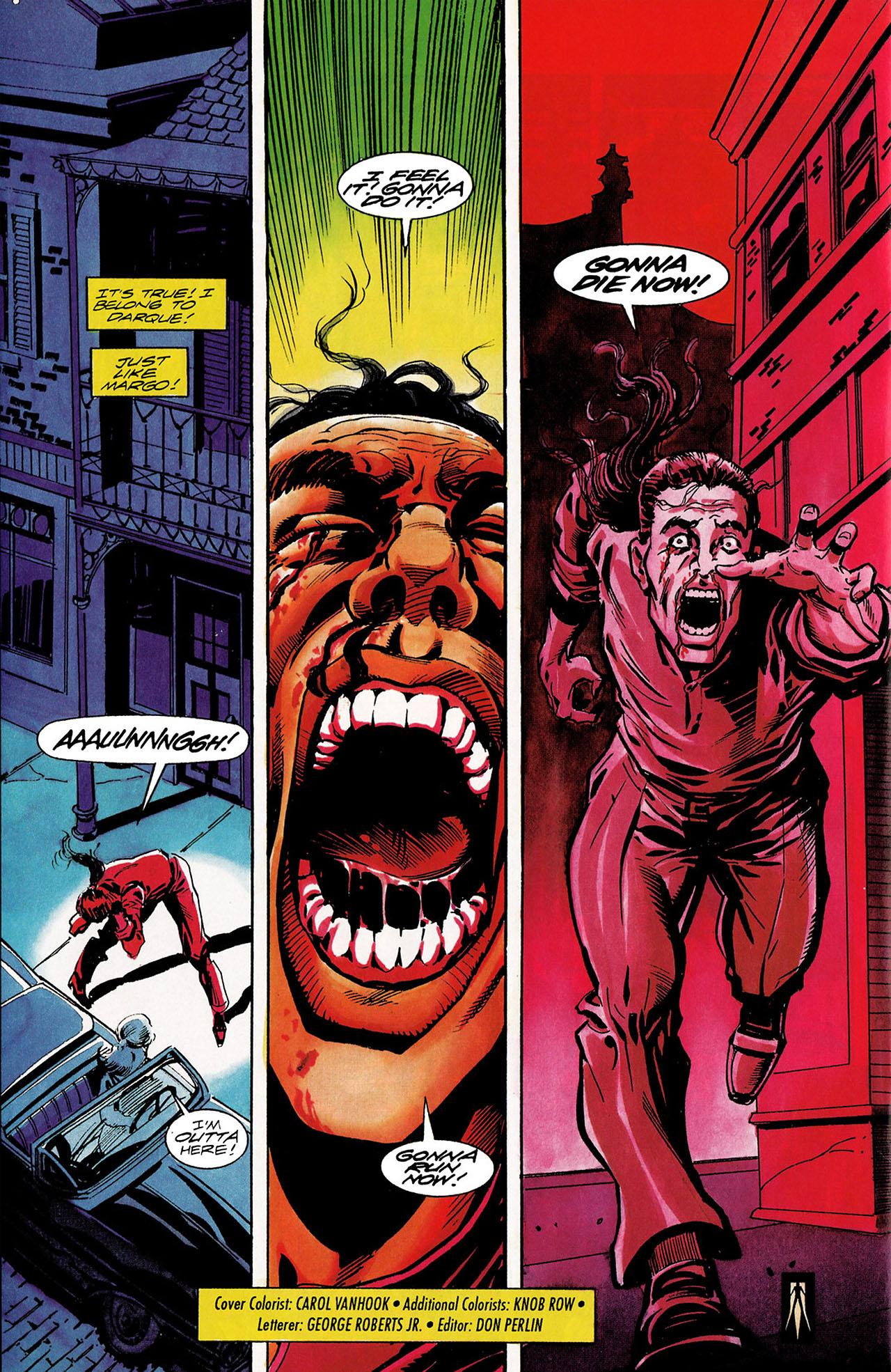 Read online Shadowman (1992) comic -  Issue #11 - 22