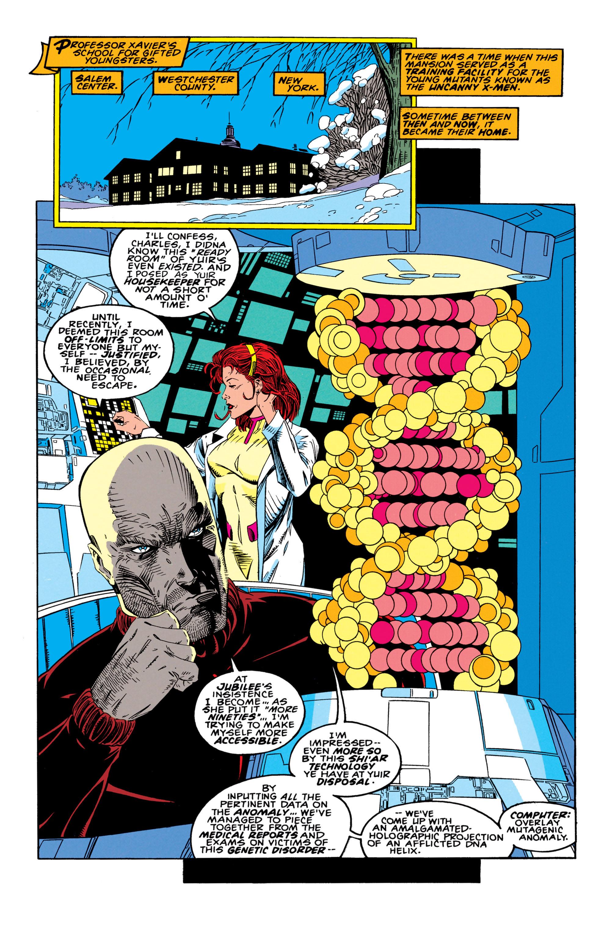 Read online Uncanny X-Men (1963) comic -  Issue #300 - 49