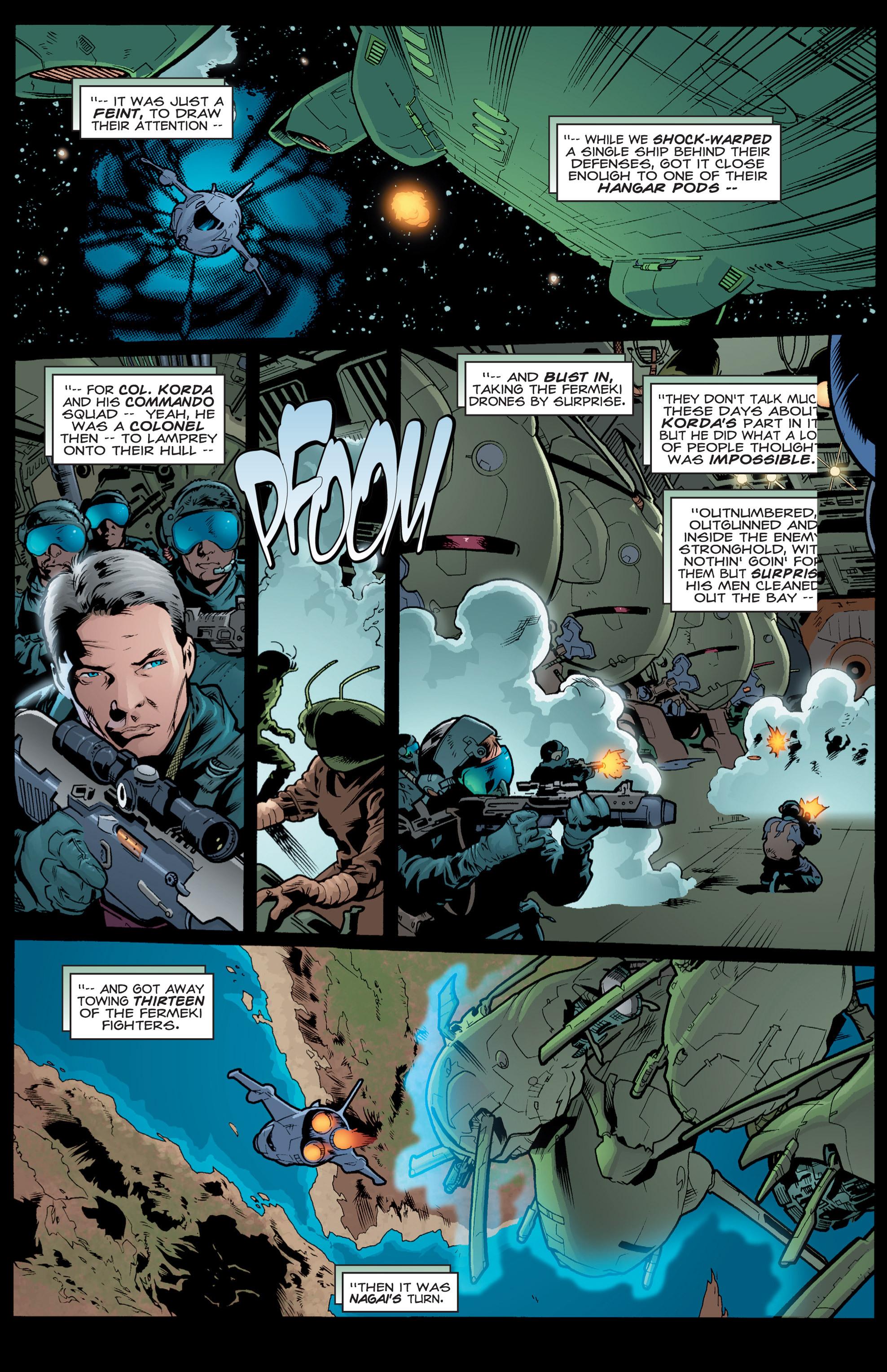 Read online Shockrockets comic -  Issue # TPB - 87