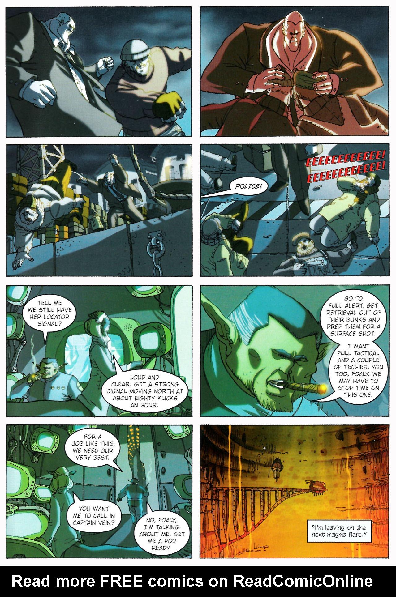 Read online Artemis Fowl: The Graphic Novel comic -  Issue #Artemis Fowl: The Graphic Novel Full - 40