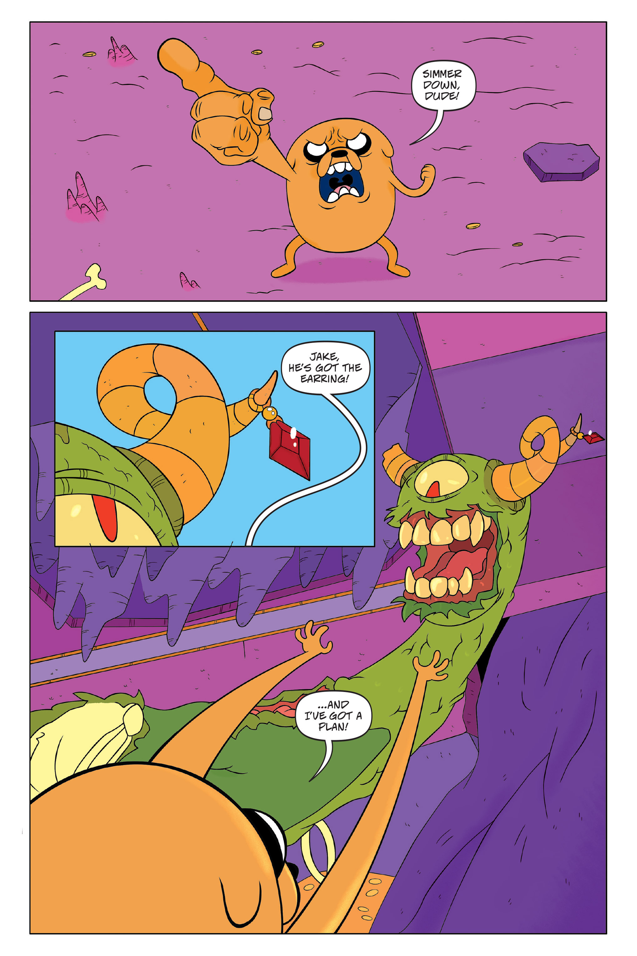 Read online Adventure Time: The Four Castles comic -  Issue #Adventure Time: The Four Castles TPB - 76