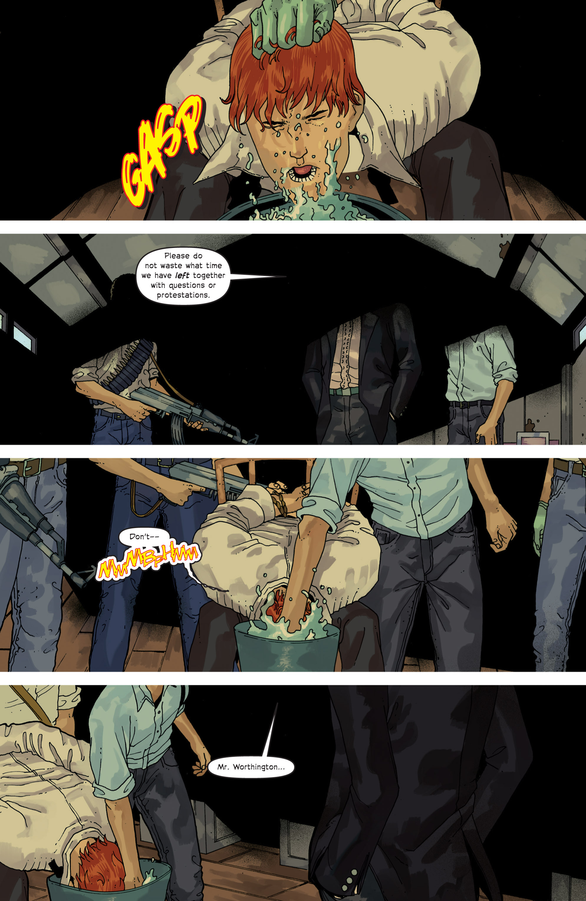 Read online Great Pacific comic -  Issue #11 - 6