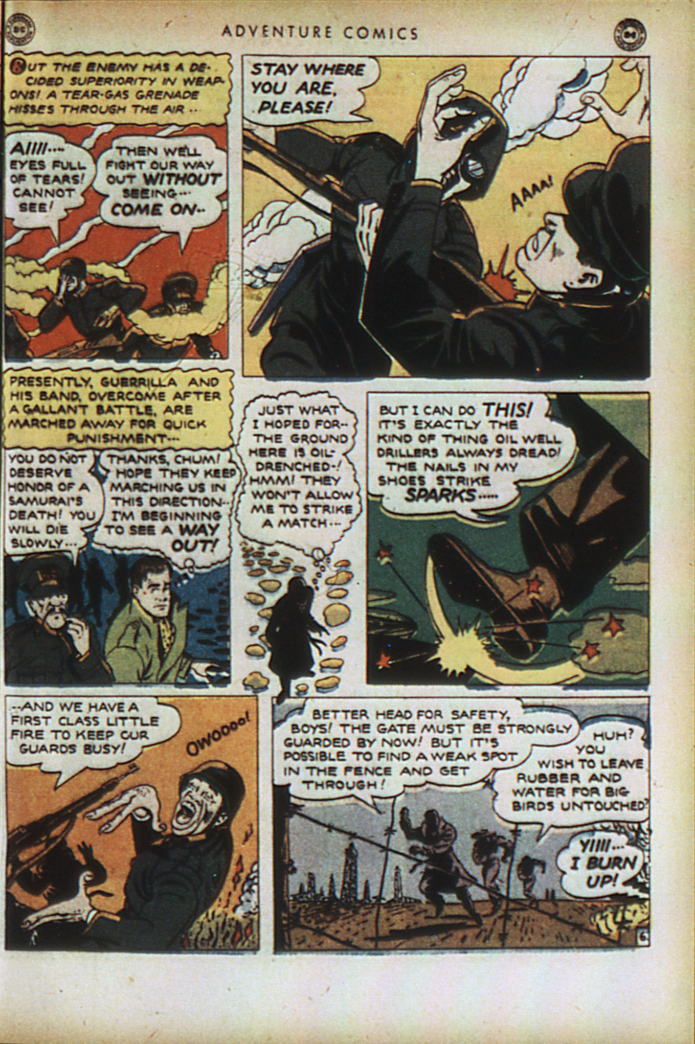 Read online Adventure Comics (1938) comic -  Issue #95 - 48