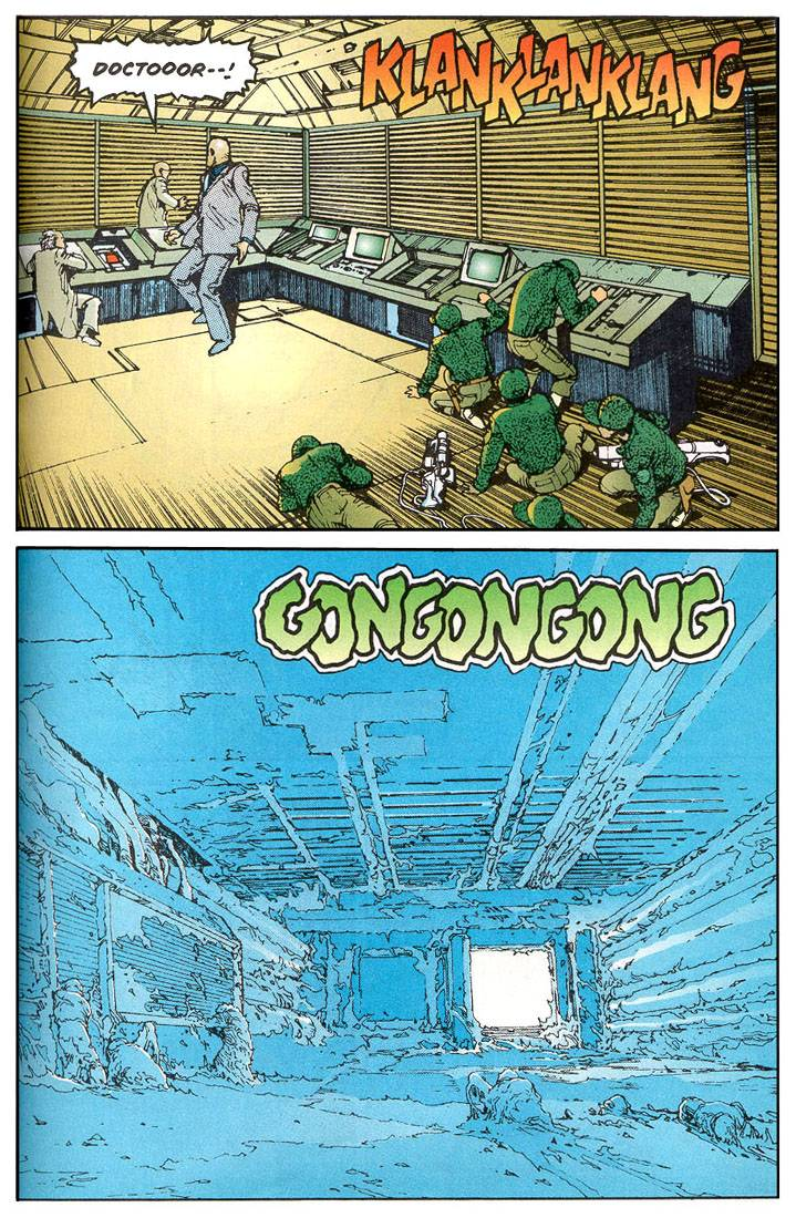 Read online Akira comic -  Issue #11 - 15