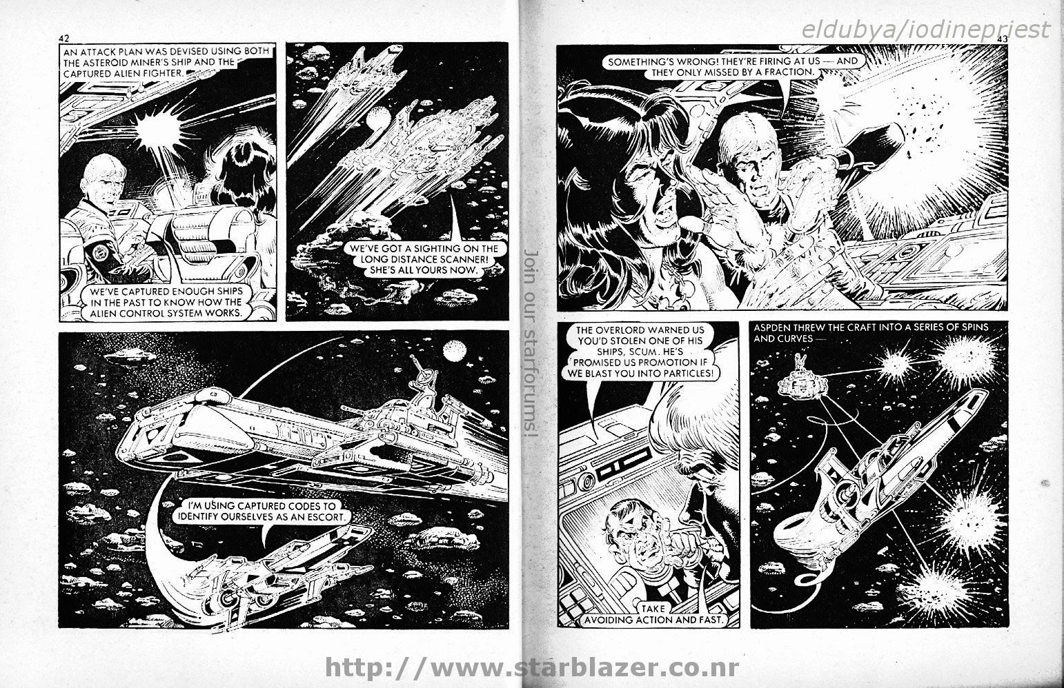 Starblazer issue 118 - Page 23