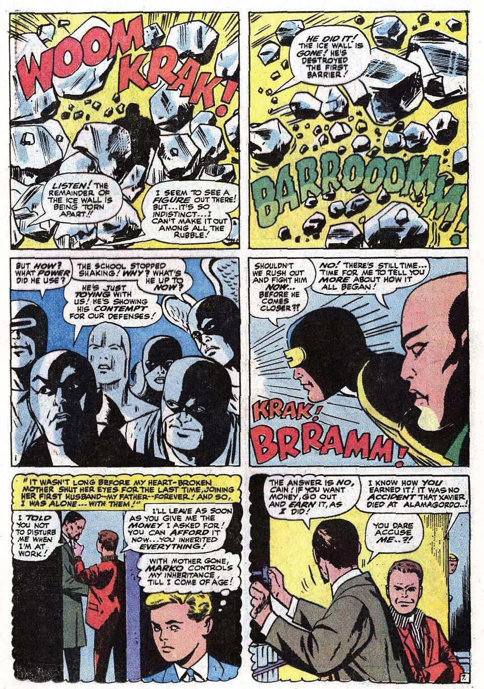 Read online Uncanny X-Men (1963) comic -  Issue #67 - 9