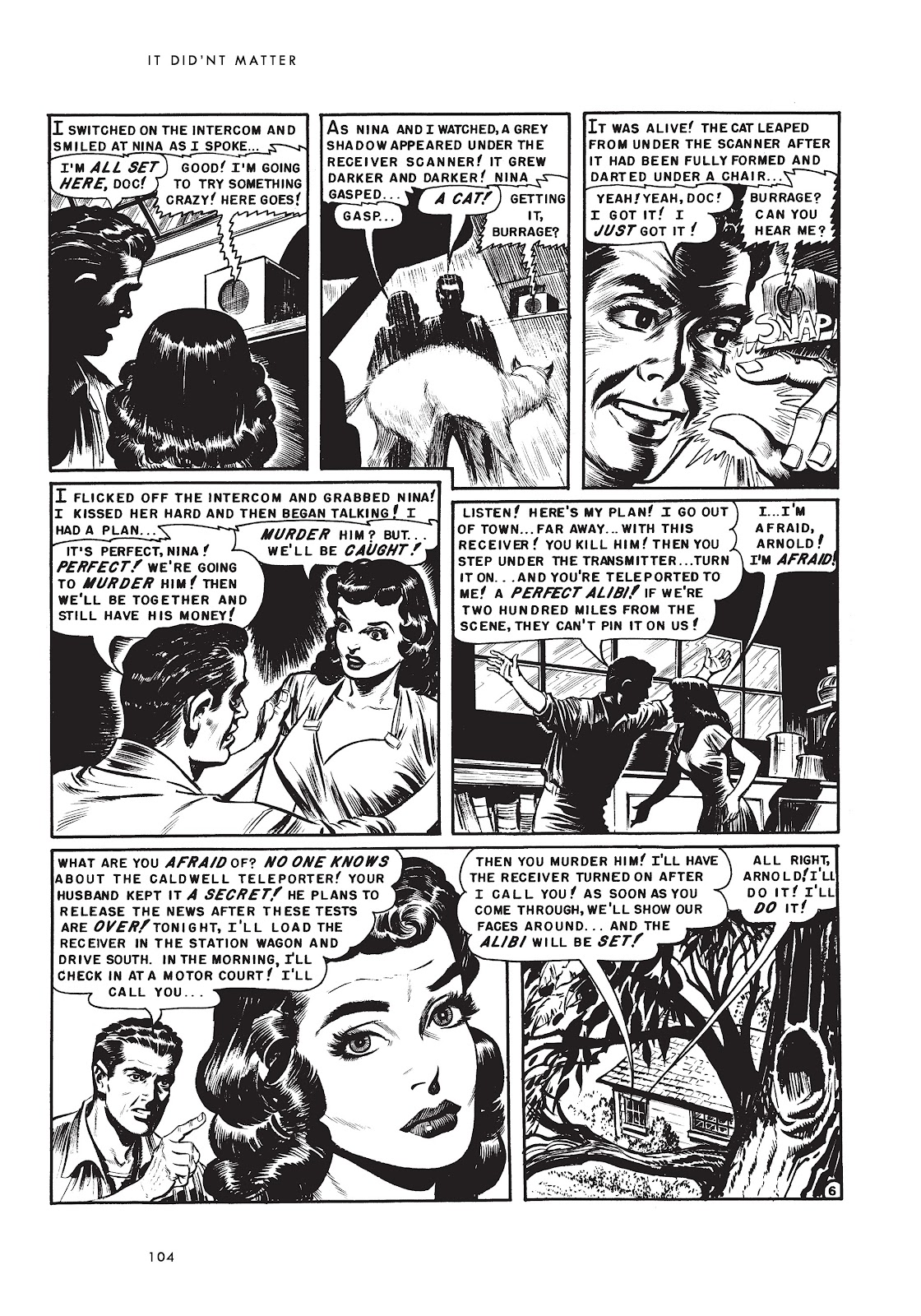 Read online The Martian Monster and Other Stories comic -  Issue # TPB (Part 2) - 19