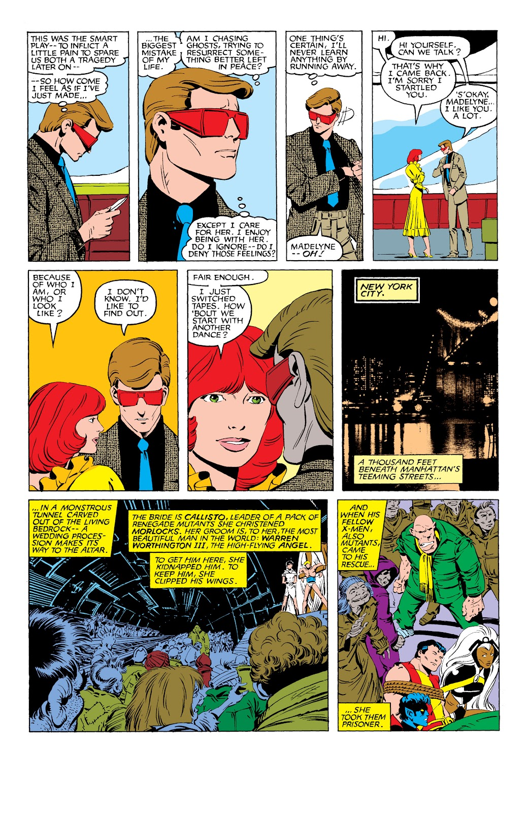 Uncanny X-Men (1963) issue 170 - Page 5