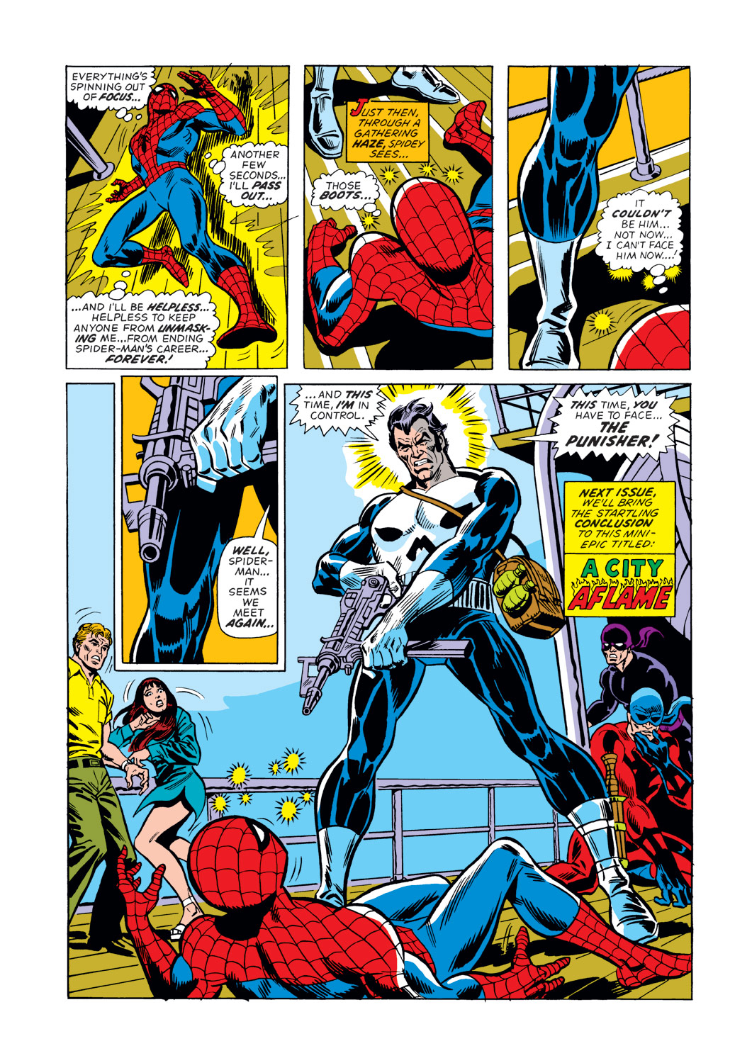 The Amazing Spider-Man (1963) 134 Page 19