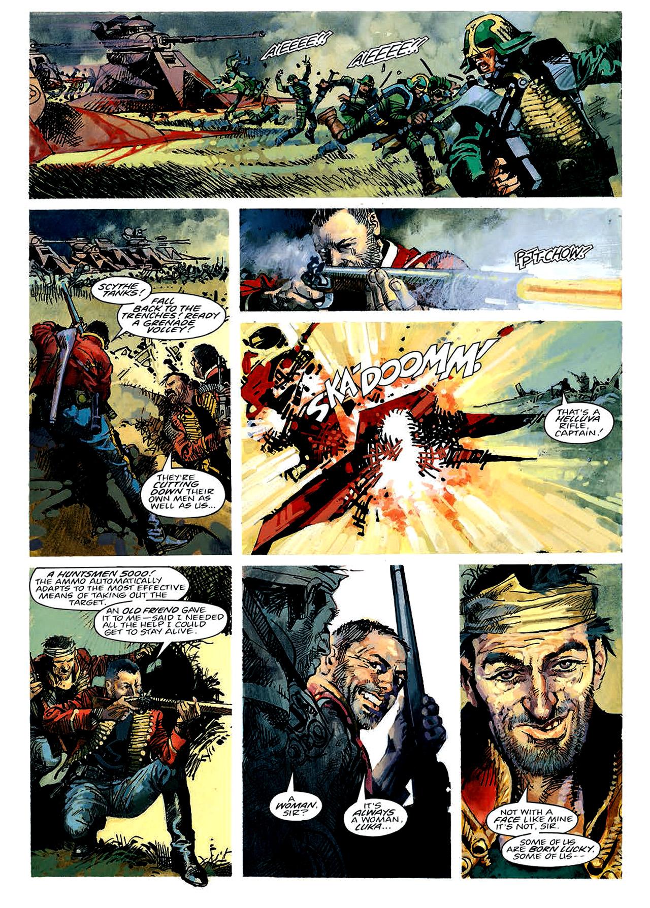 Read online Nikolai Dante comic -  Issue # TPB 4 - 13