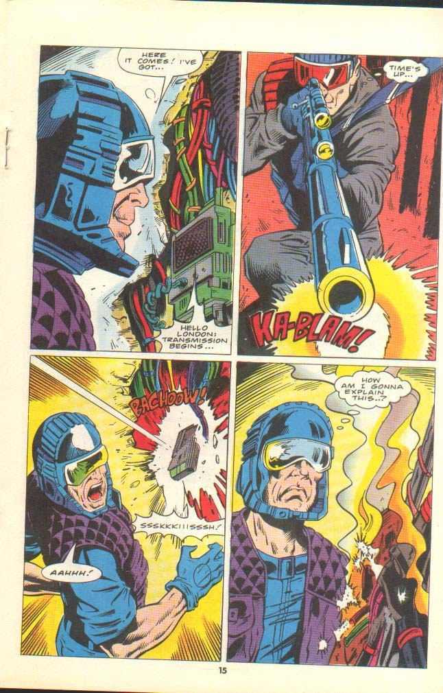 G.I. Joe European Missions issue 7 - Page 14
