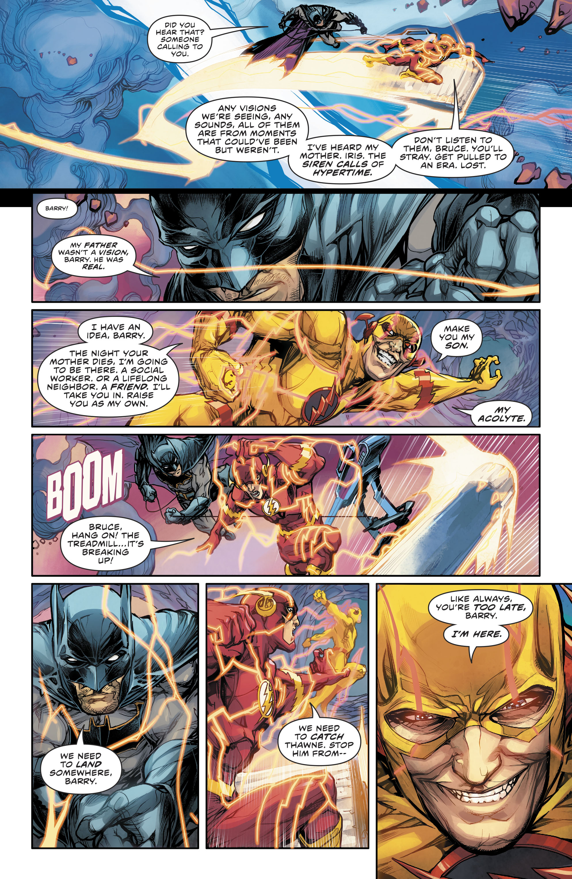 Read online The Flash (2016) comic -  Issue #22 - 6
