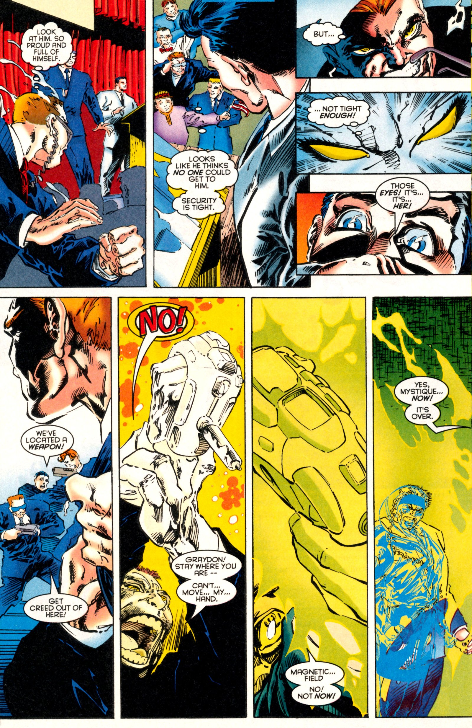 Read online X-Factor (1986) comic -  Issue #130 - 19