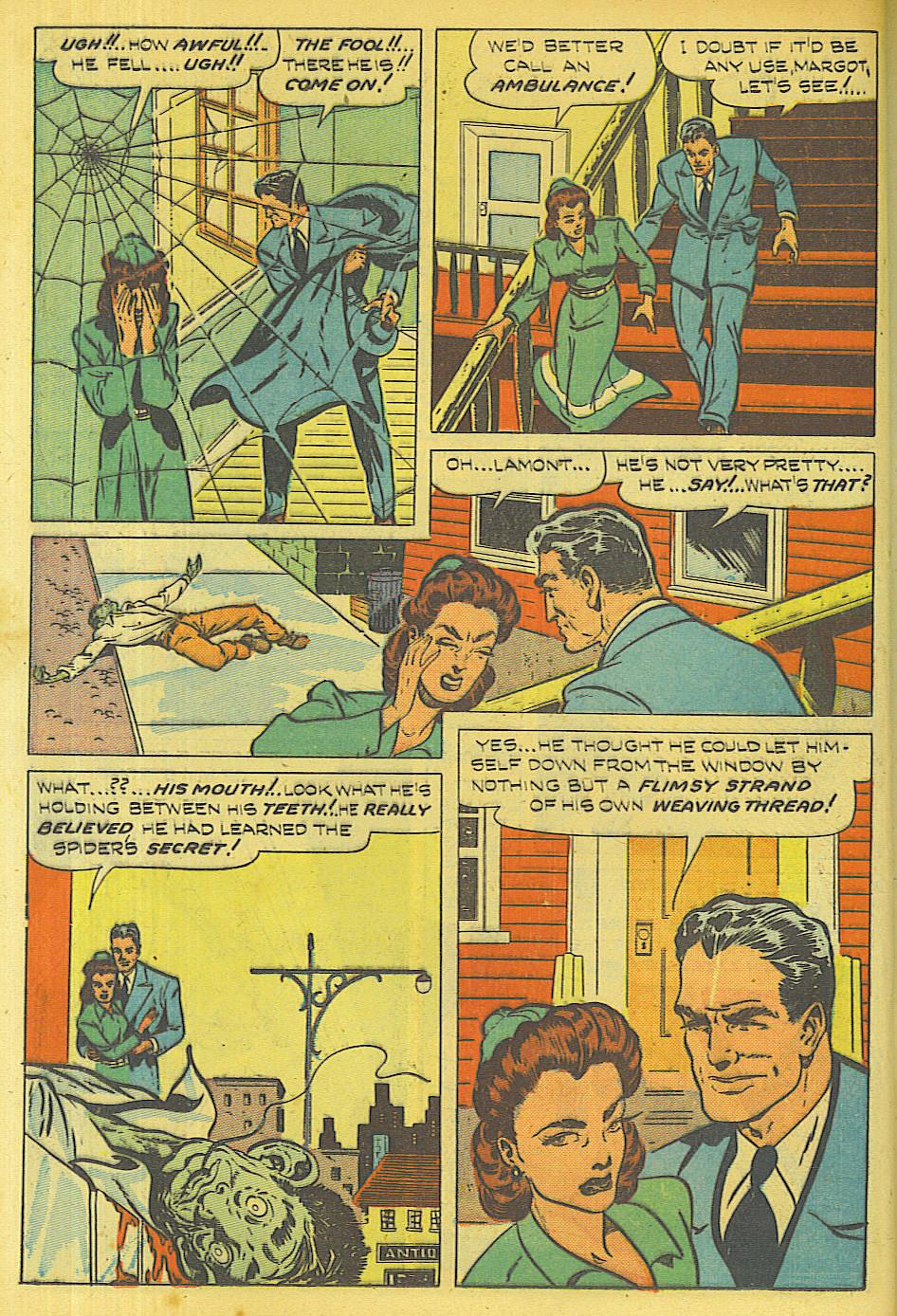 Read online Shadow Comics comic -  Issue #87 - 15