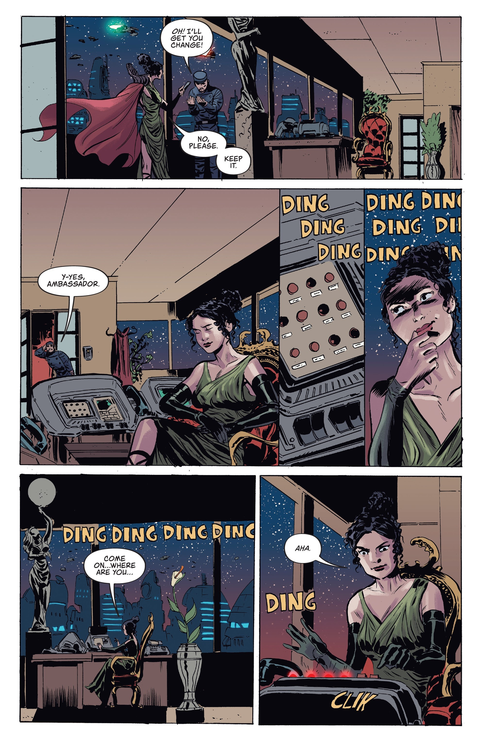 Read online Firefly comic -  Issue #7 - 21
