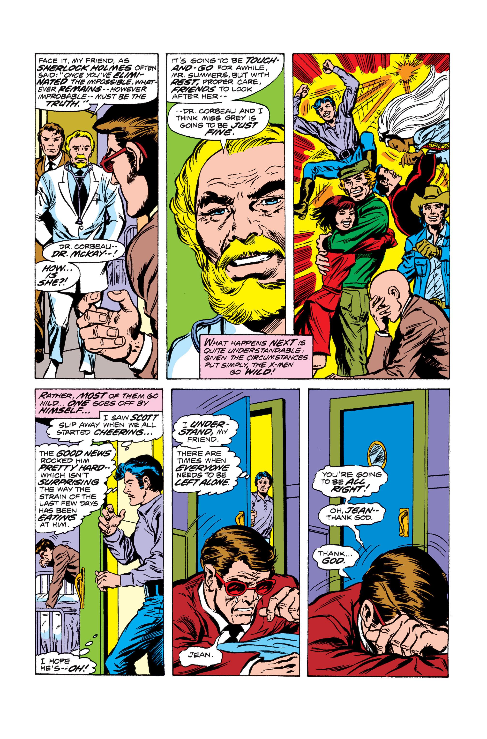 Uncanny X-Men (1963) 101 Page 8