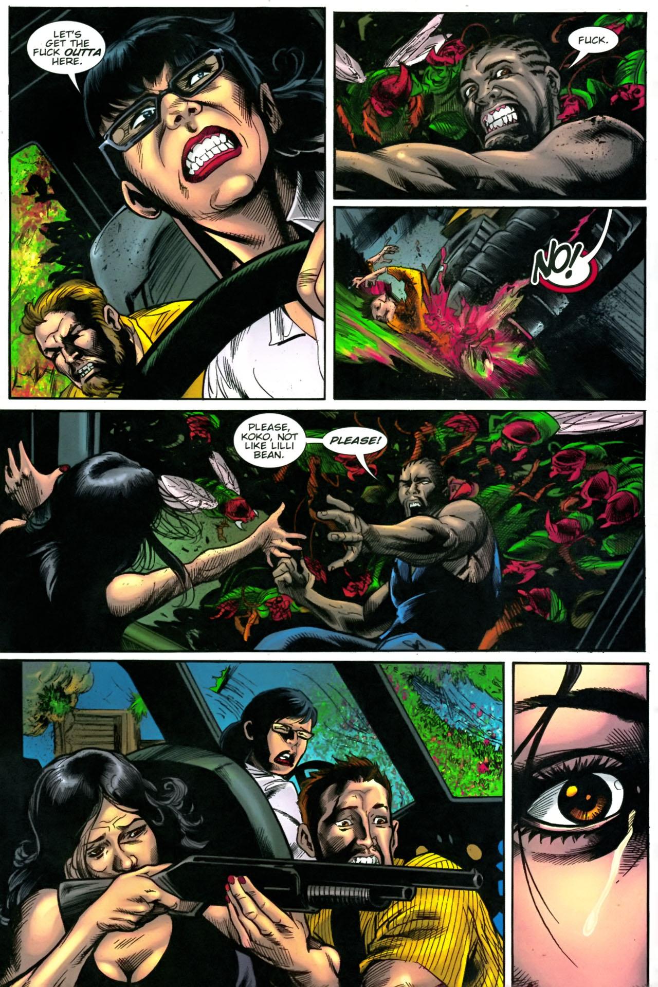 Read online The Exterminators comic -  Issue #23 - 21