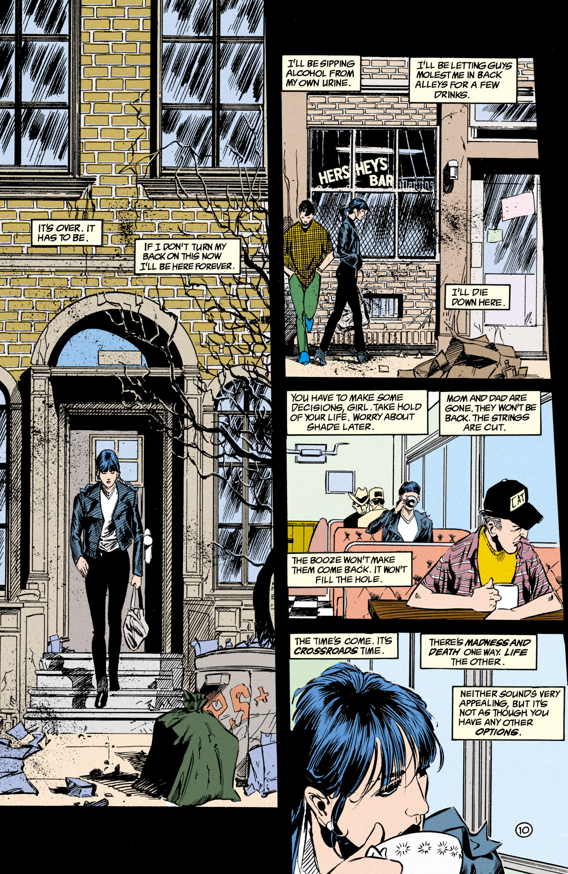 Read online Shade, the Changing Man comic -  Issue #17 - 11