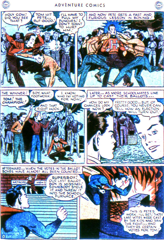 Read online Adventure Comics (1938) comic -  Issue #123 - 11