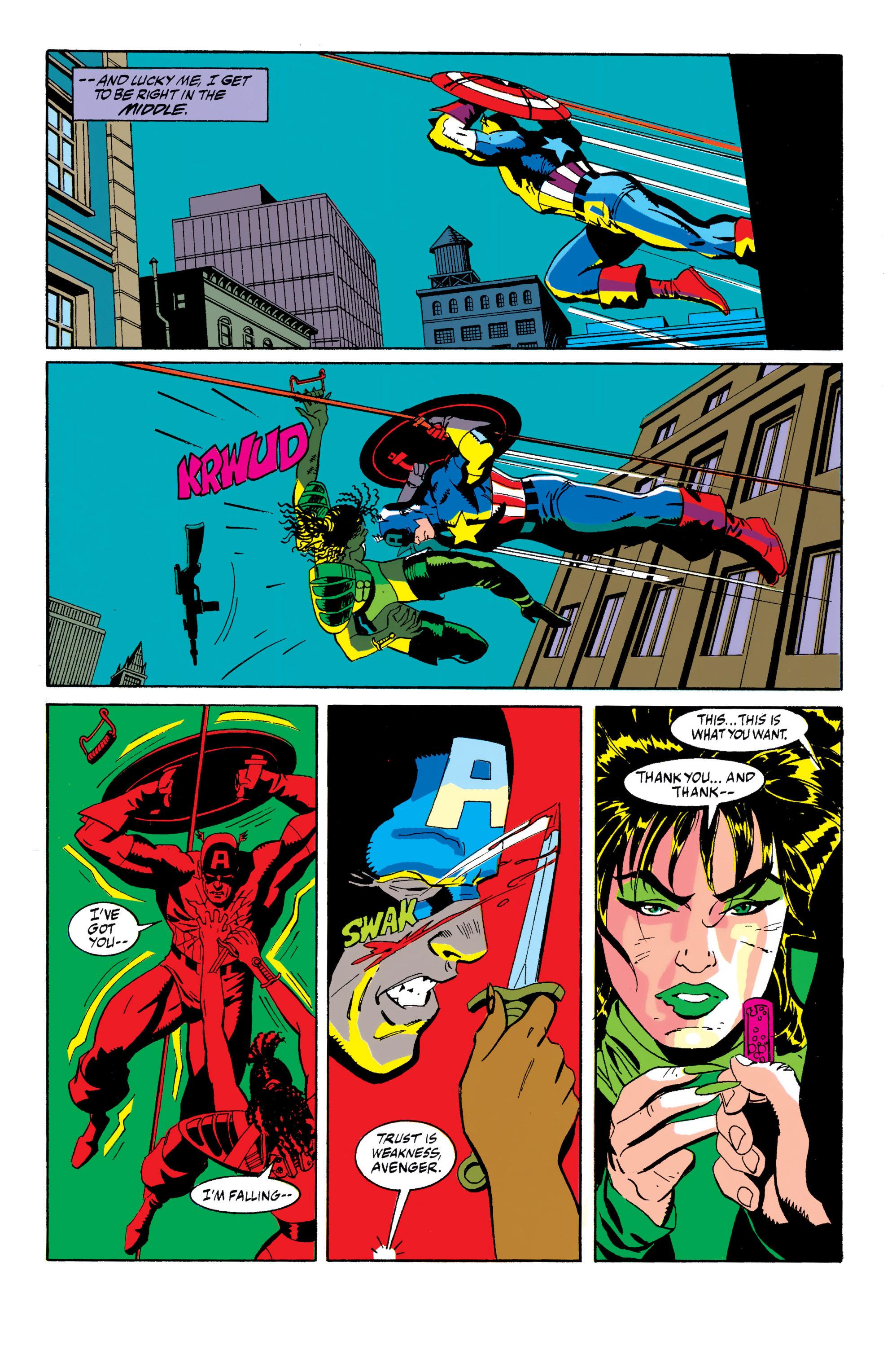 Read online Captain America (1968) comic -  Issue # _Annual 10 - 20